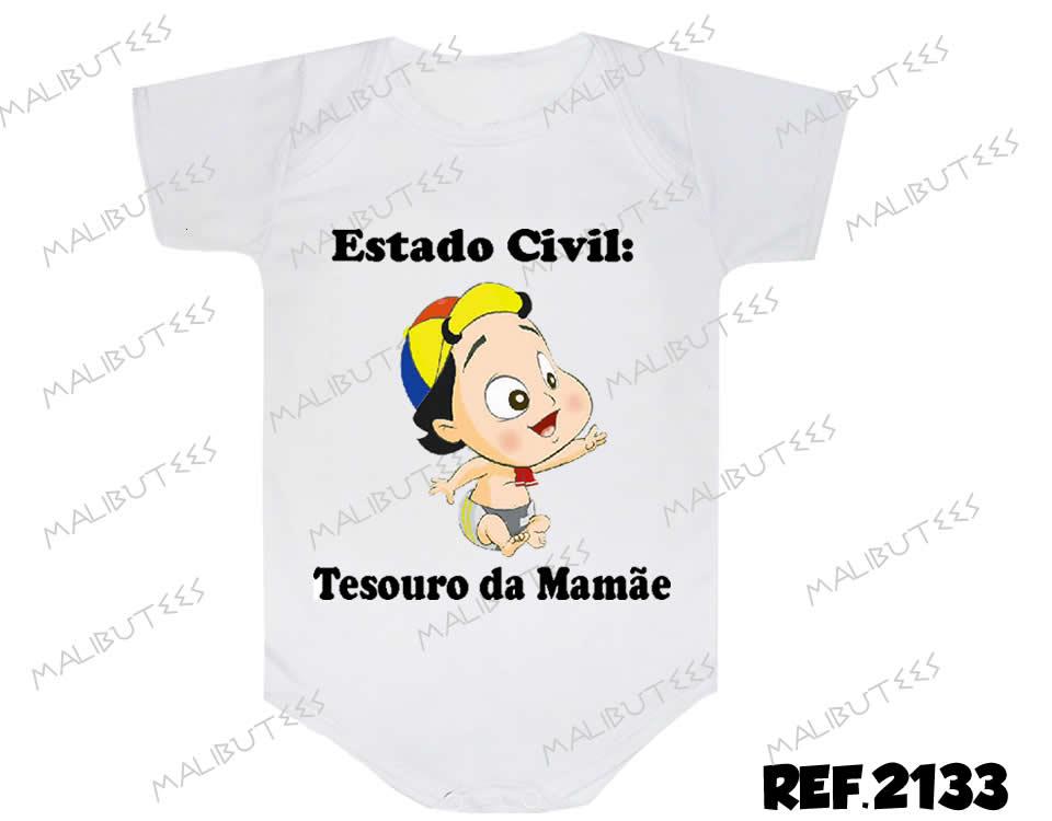 6208702c0ebe7 Roupa Bebe Body Personalizado Divertido Rock Baby | Elo7