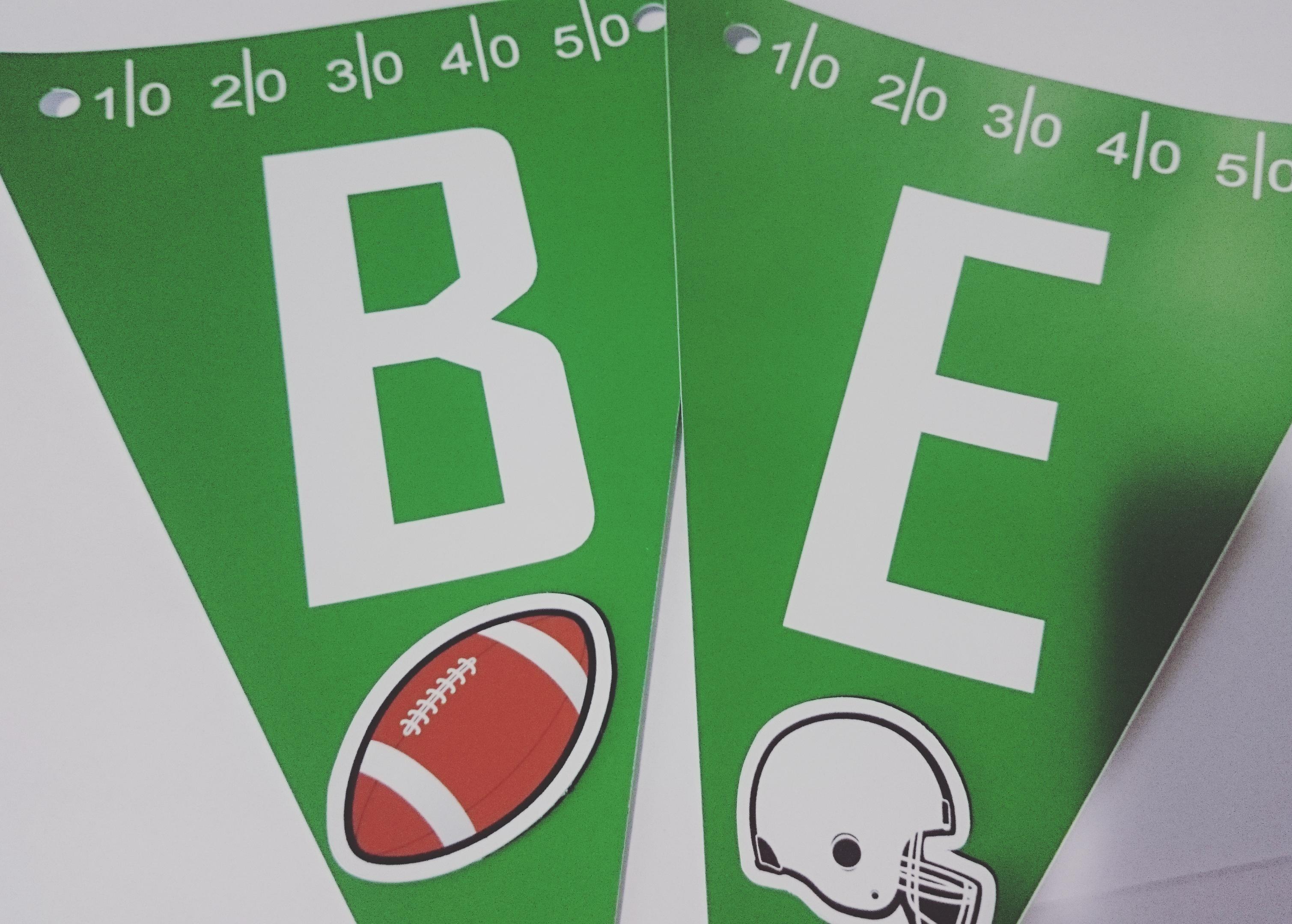 Tema Futebol Americano  b102025b15bf7