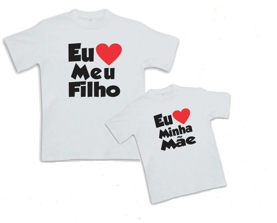 4945160a5 Kit de Camisetas Tal Mae Tal Filhas | Elo7