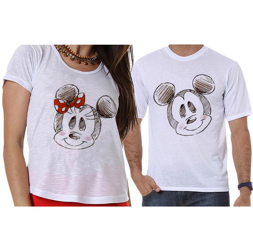 8b611a6de9 Camiseta Personalizada para Casal