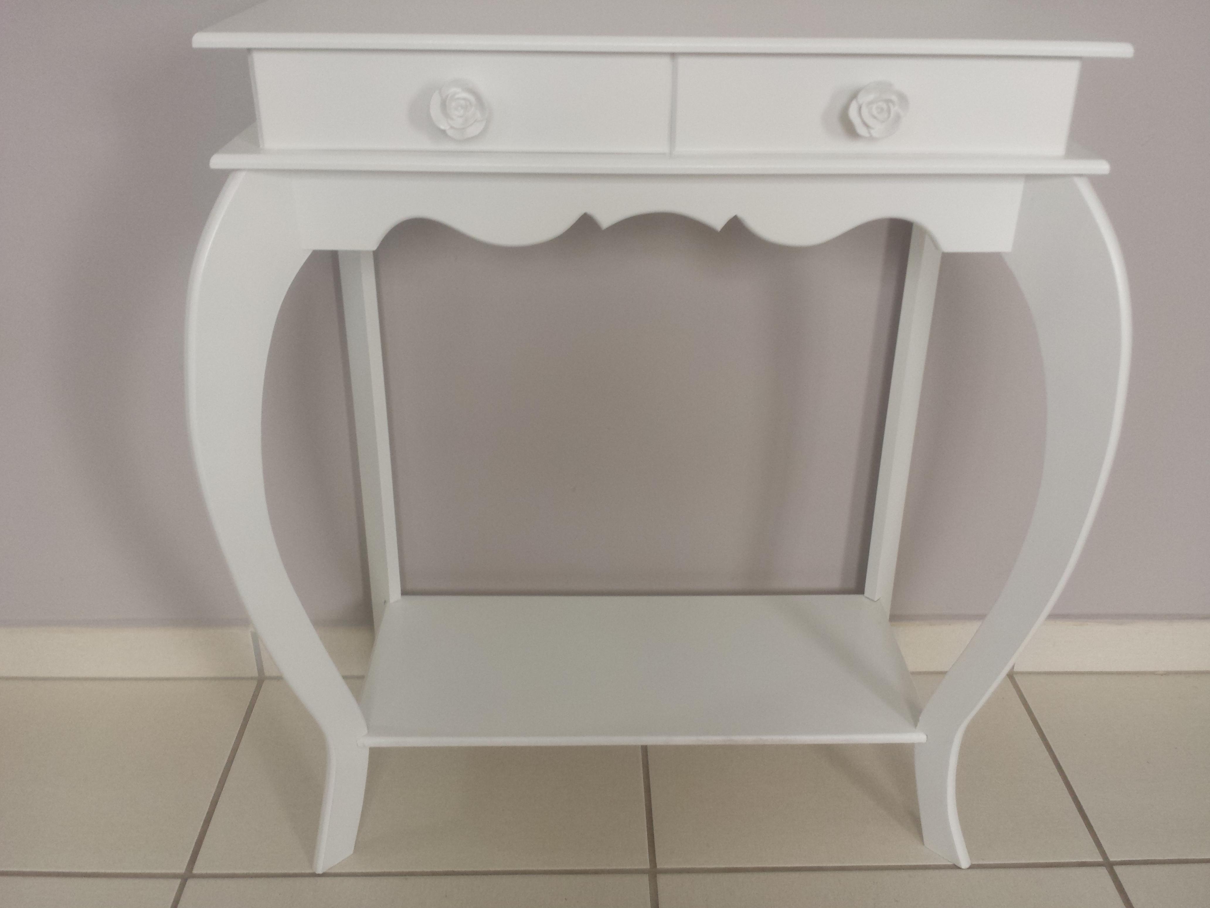Aparador Sofa ~ aparador mdf 2 gaveta branco alto brilho Pink Style Elo7