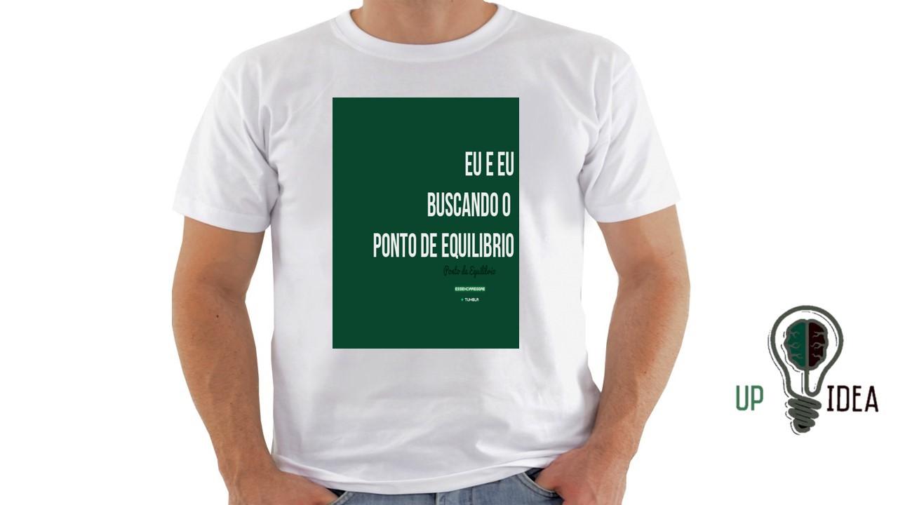 Camisa Banda Reggae Ponto De Equilibrio Elo7