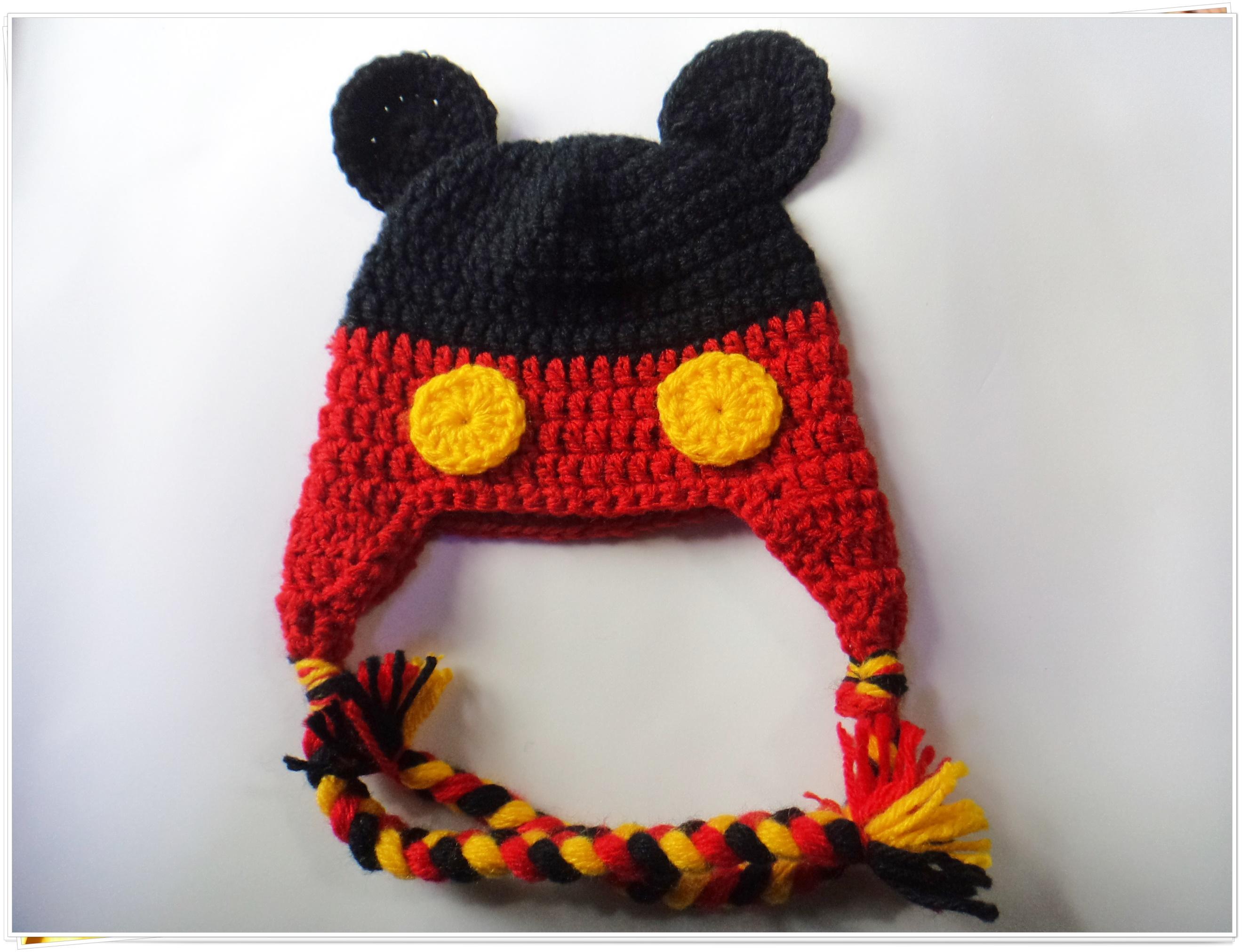 378fbe9989d6a Touca Mickey