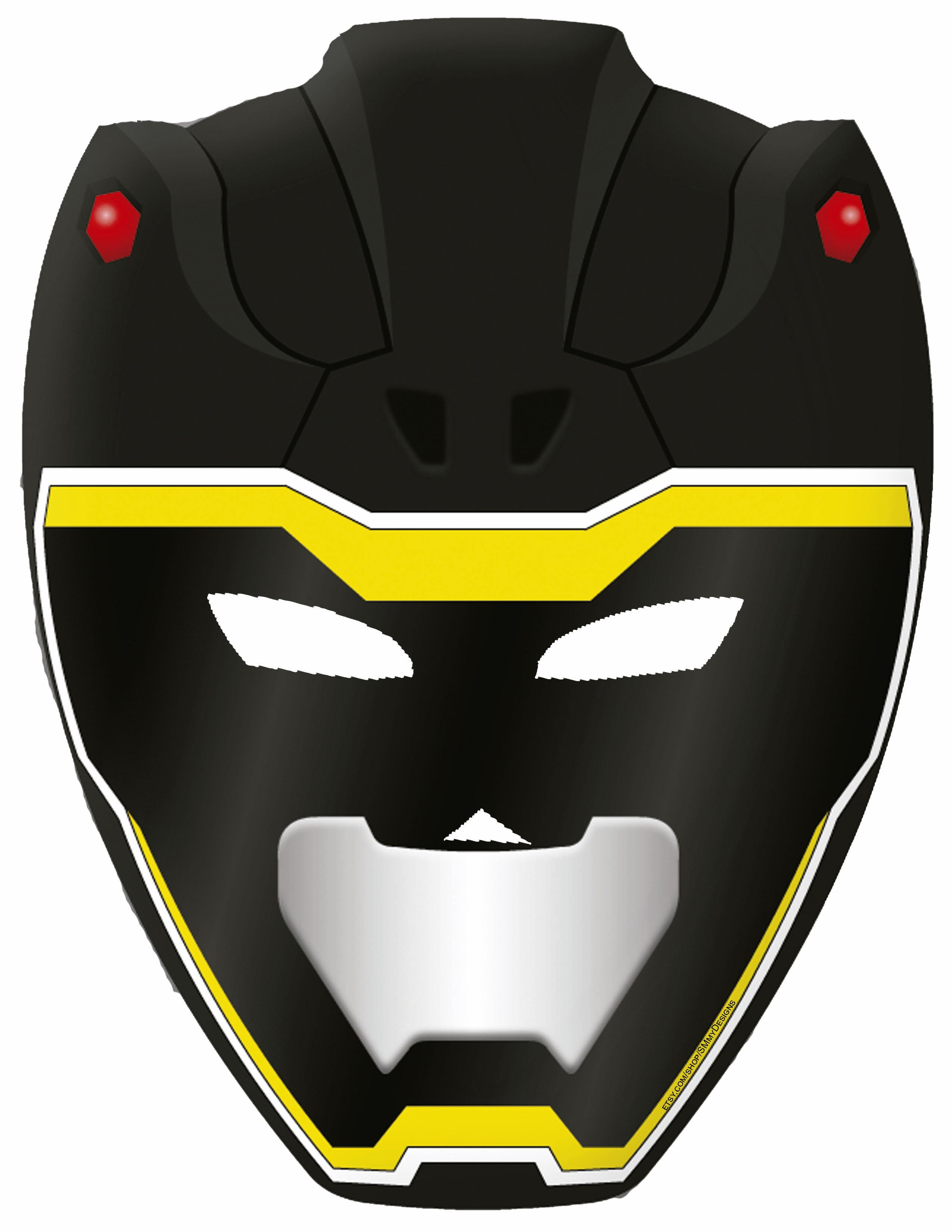 Mascaras Power Rangers Dino Charge