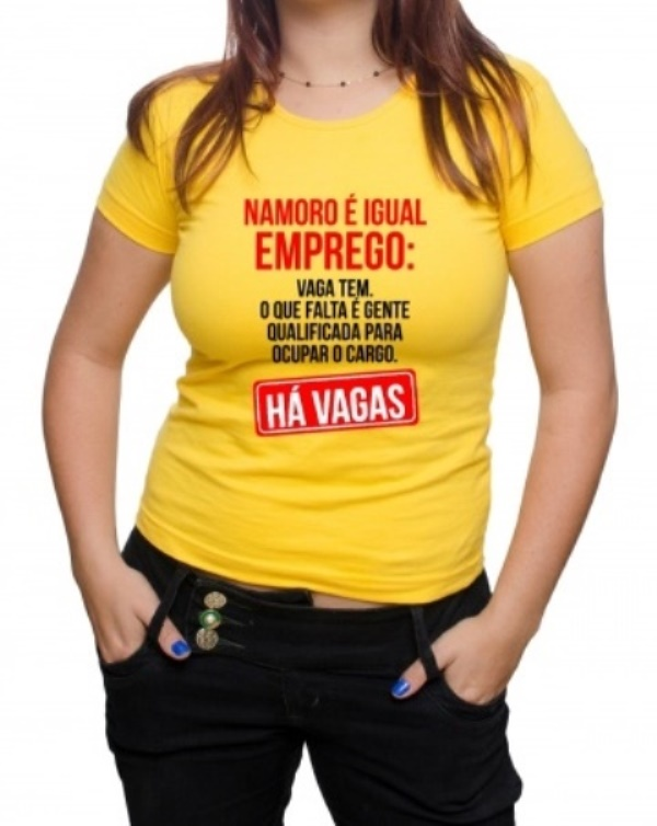 Camiseta Personalizada Namoro é Igual No Elo7 Xenia Artes 7031a1