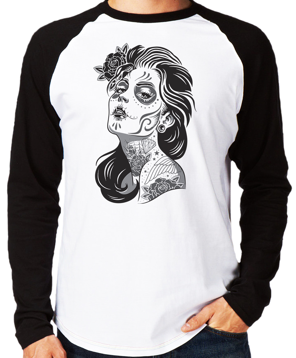 e493a509f Camiseta La Muerte no Elo7
