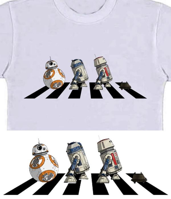 camiseta star wars r2 d2 bb 8 no elo7 ld creativity store 704ca7