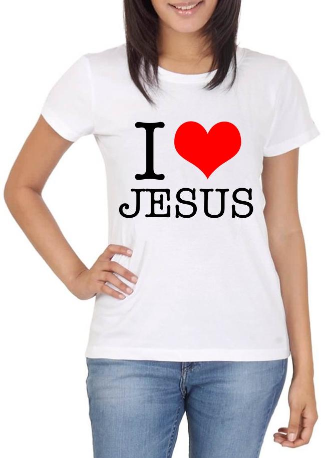 Camiseta Masculina Jesus Cristo  4e9ea6f688c