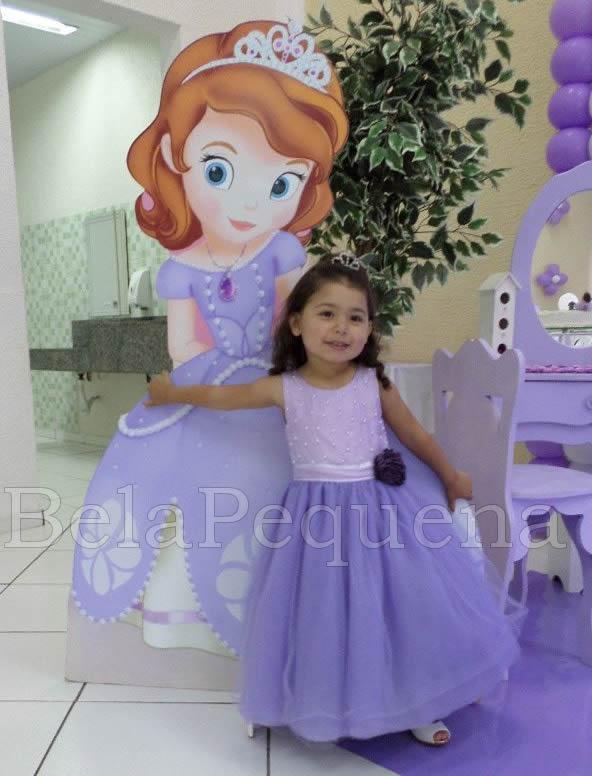 Vestido De La Princesa Sofia Vestido De La Princesa