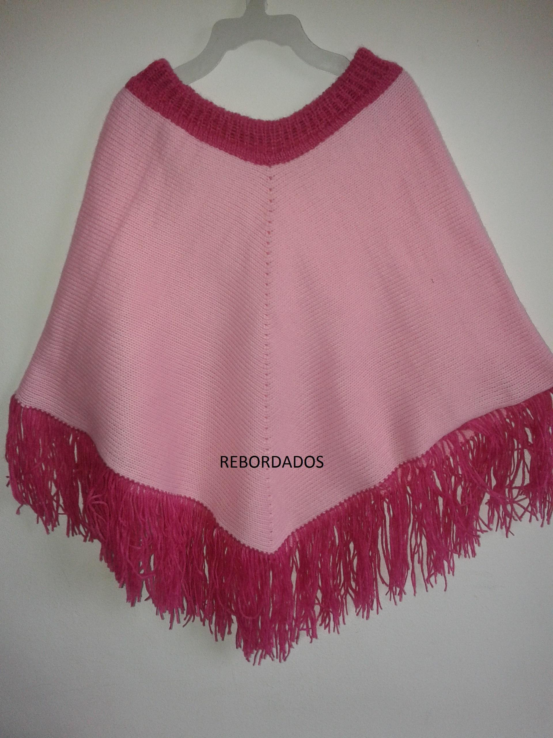 Poncho Infantil M  b5a51ba5e13