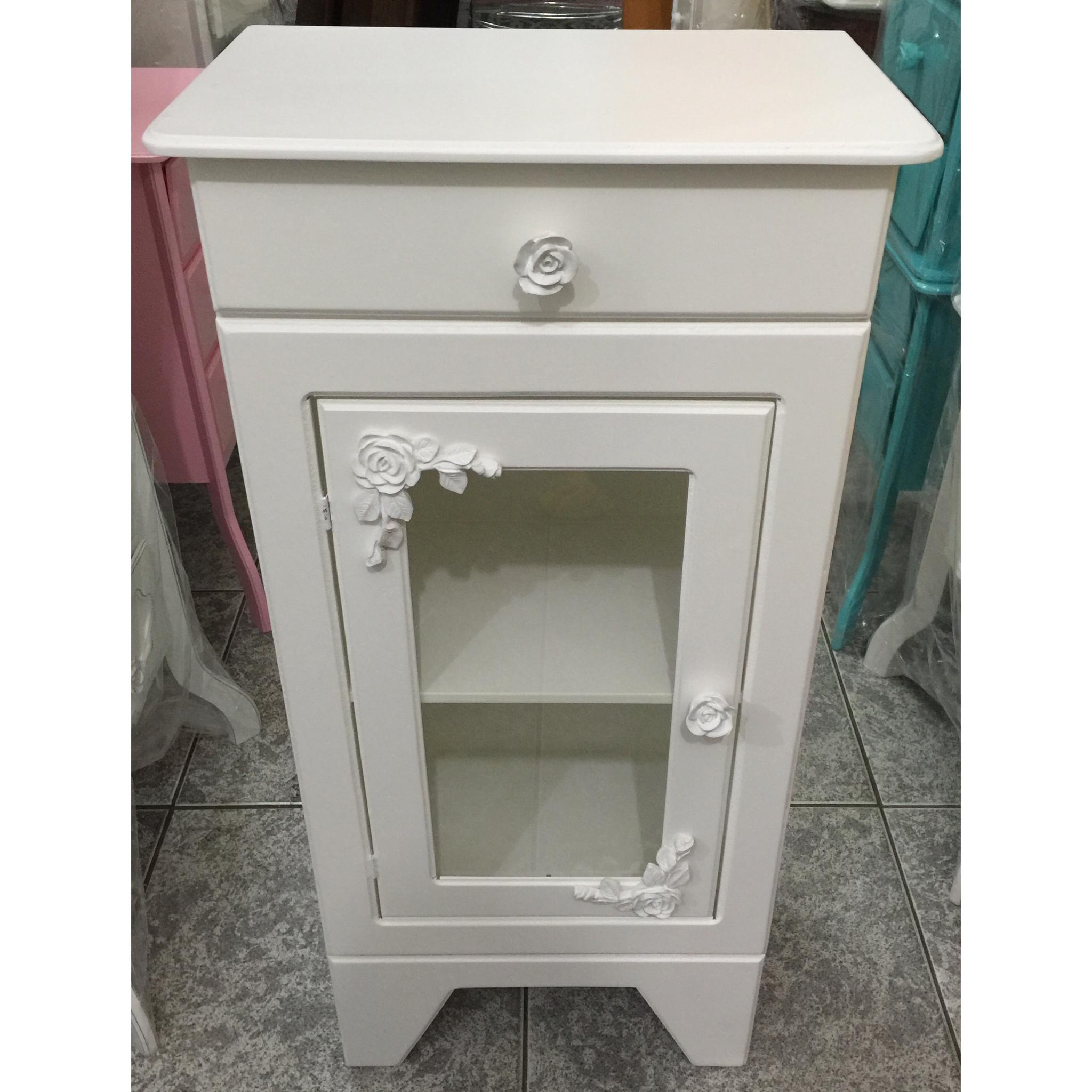 Armário para banheirosalaquarto  Ateliê Coisas de Raquel  Elo7 -> Armario Banheiro Sp