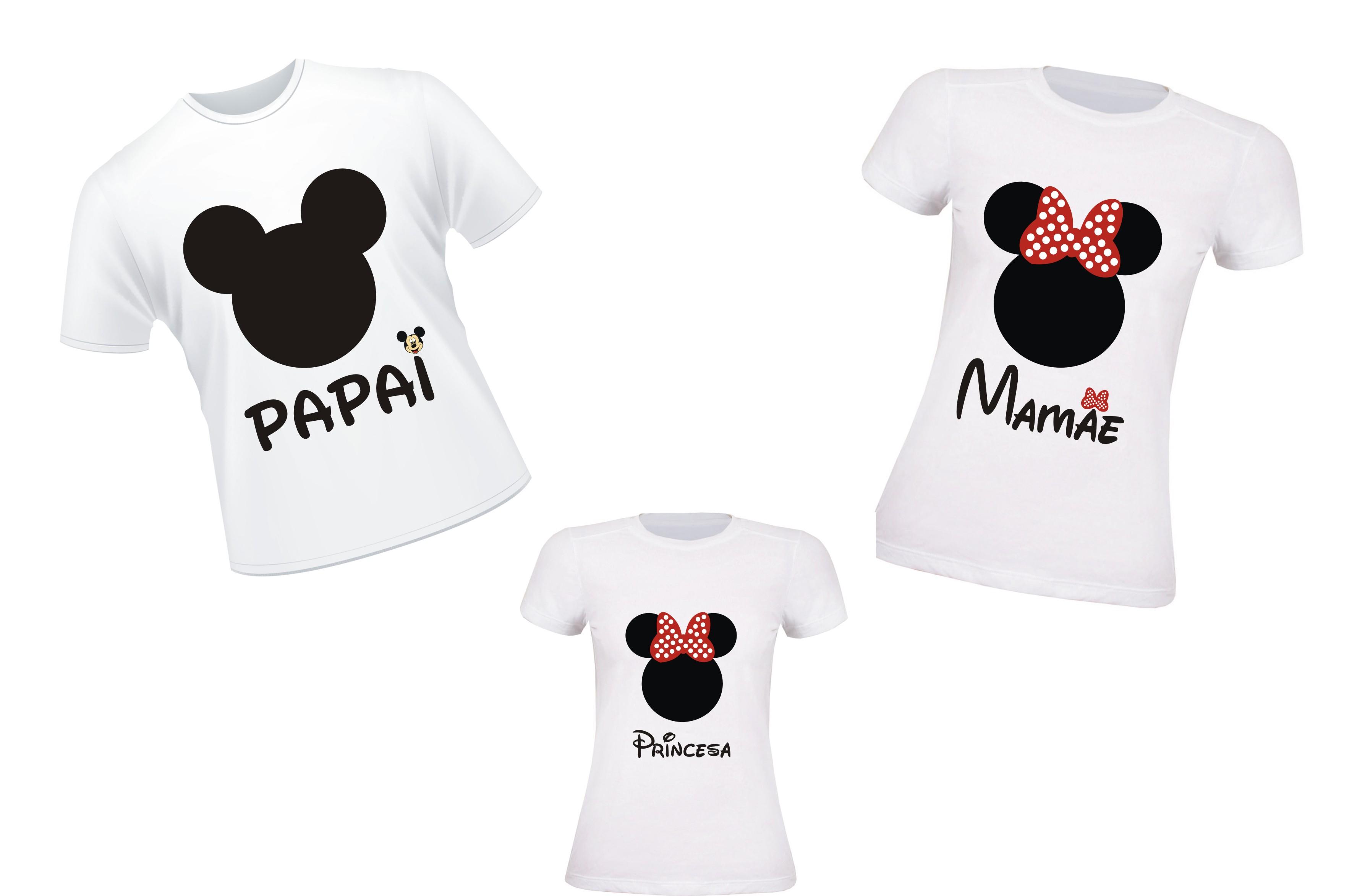74545e8ef66acf Kit Mae e Filho Mickey Baby I | Elo7