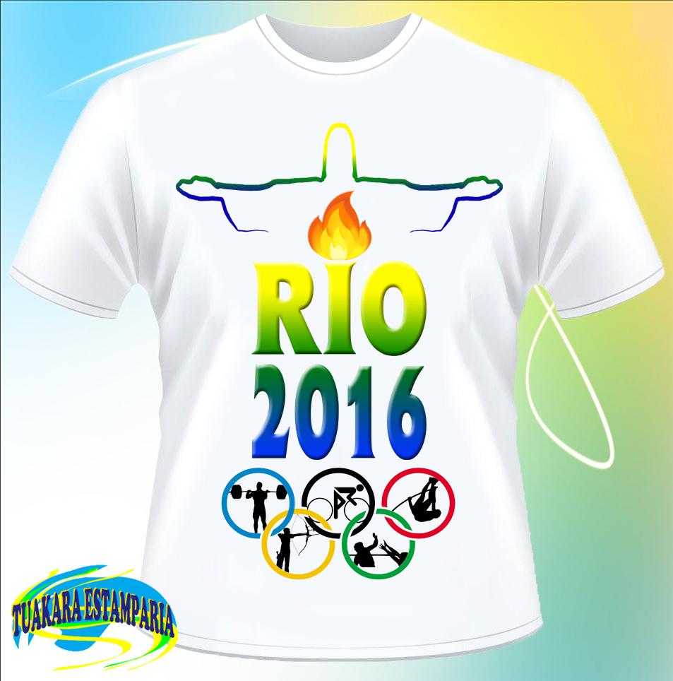 86a9239b8e Lembrança Jogos 2016 Rio 2016