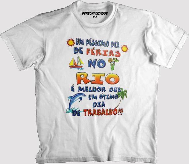 Camisa RIO DE JANEIRO 005 no Elo7  4d360c9f1a3