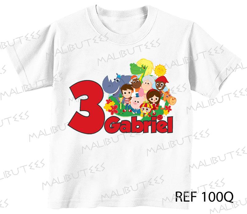 Camiseta com Nome Vermelha Pica Pau  29b6ef0765501