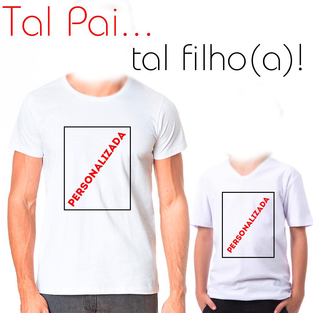 Camisa para Personalizar o Par  efc8bdaabd1c9