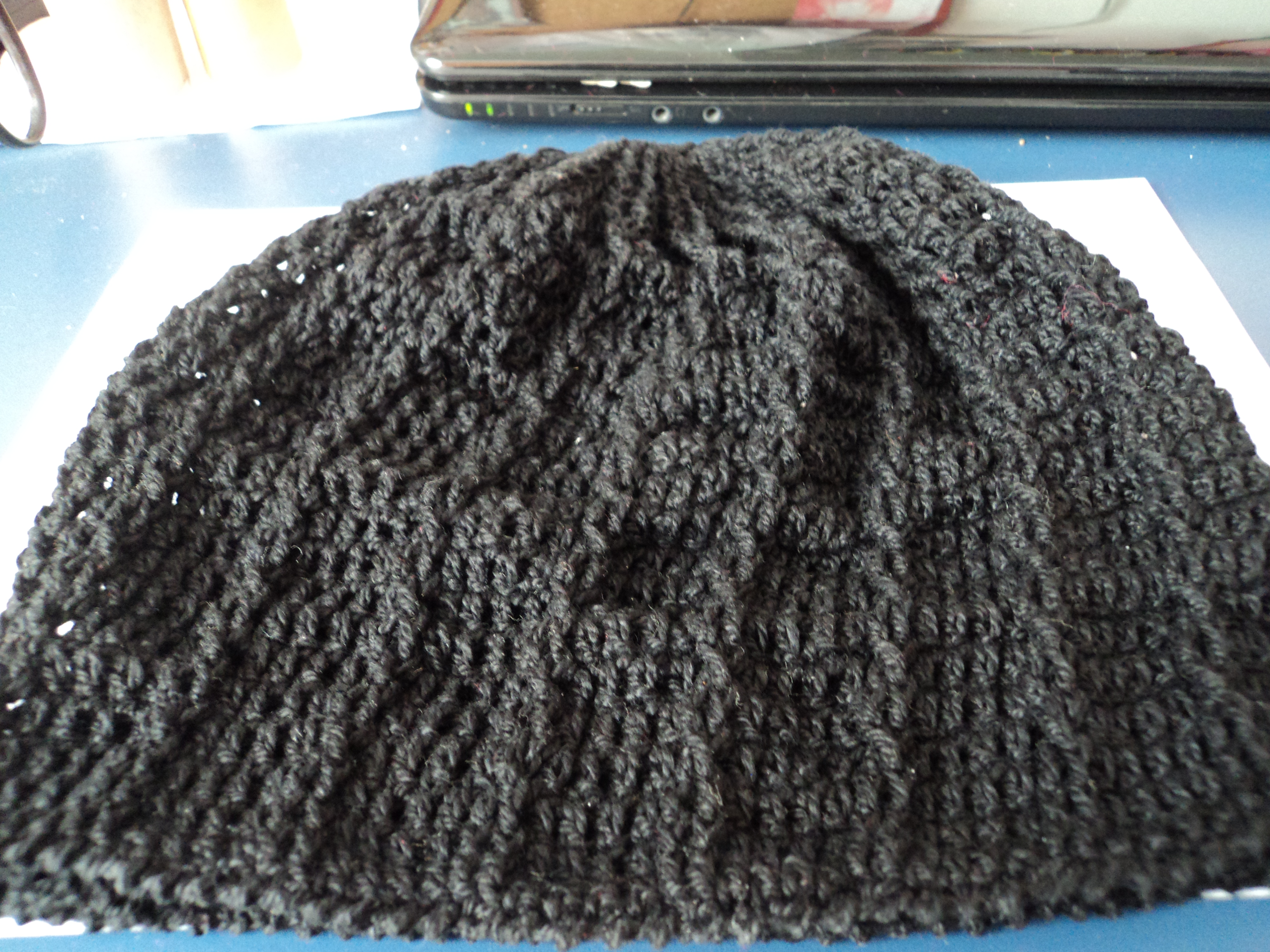 Gorro de Croche Infantil  346a454616f