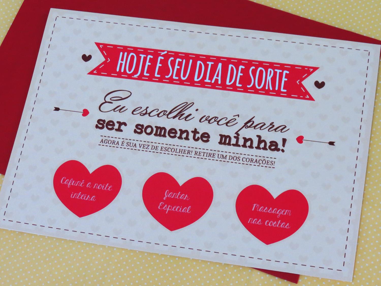 Cartao De Amor Para Photoshop: Cartão Surpresa De Amor