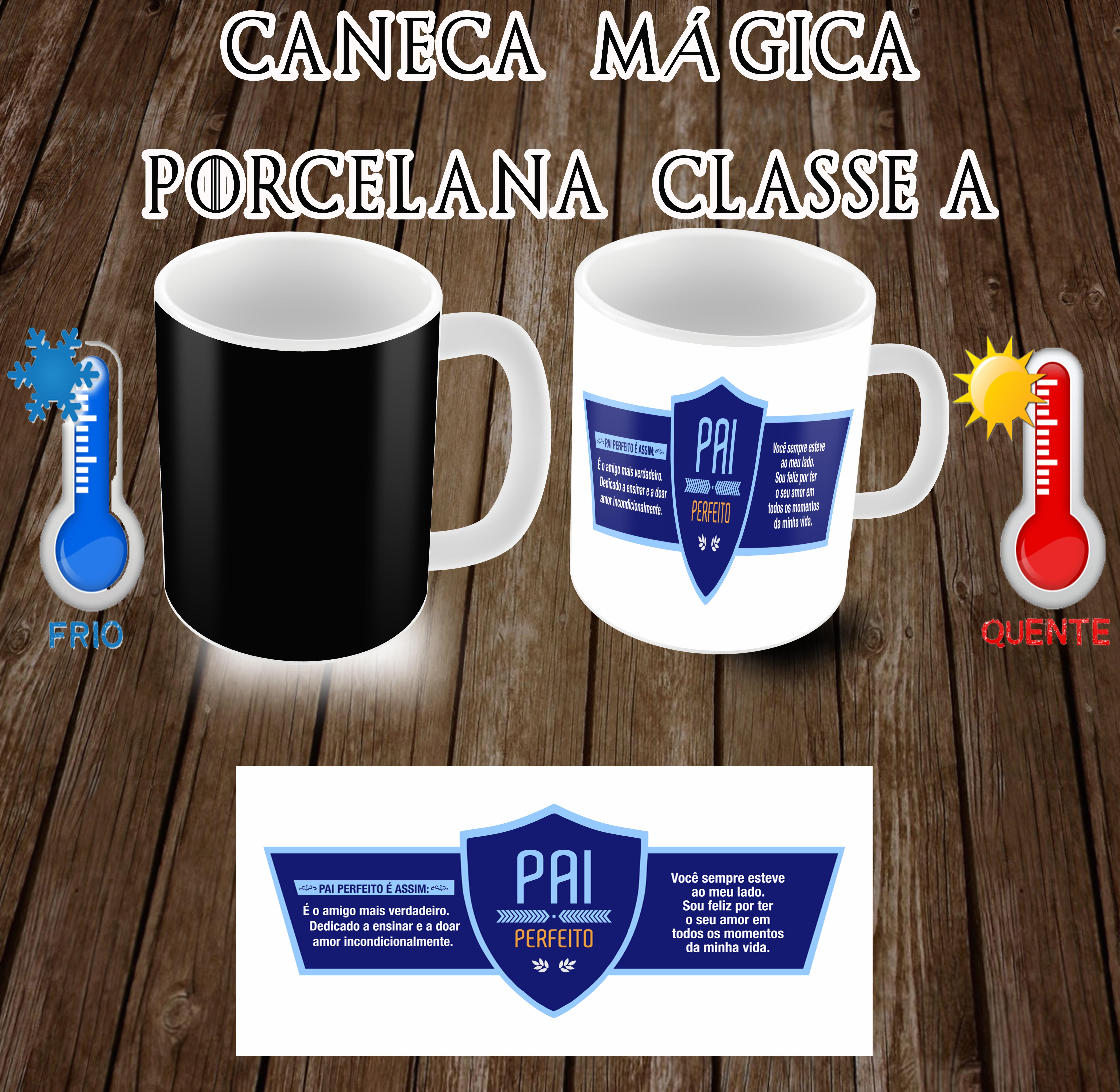be867c721 CANECA MÁGICA PERSONALIZADA DIA DOS PAIS no Elo7