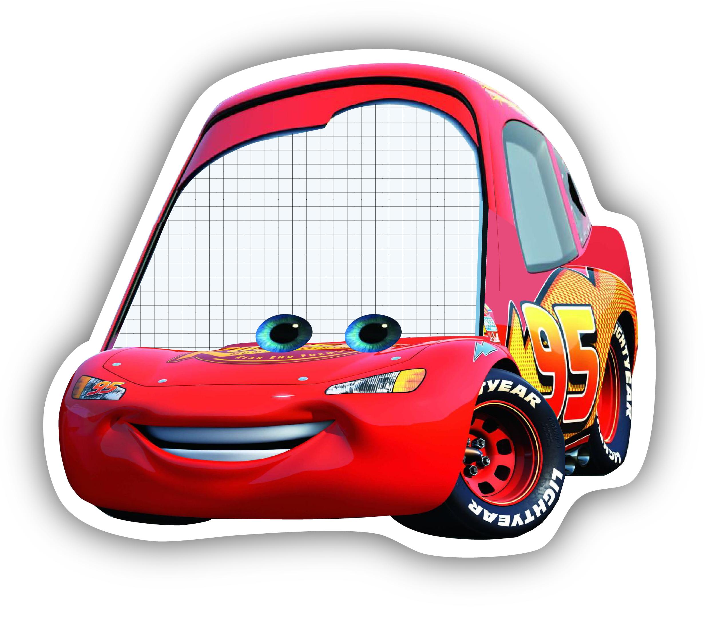 Molduras Para Fotos Cars Disney