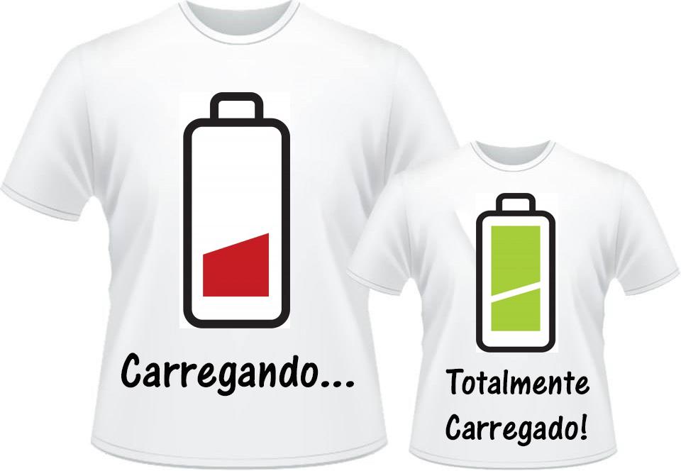 Camisa dia dos Pais Time PONTE PRETA no Elo7  75b9bdd1c6c78