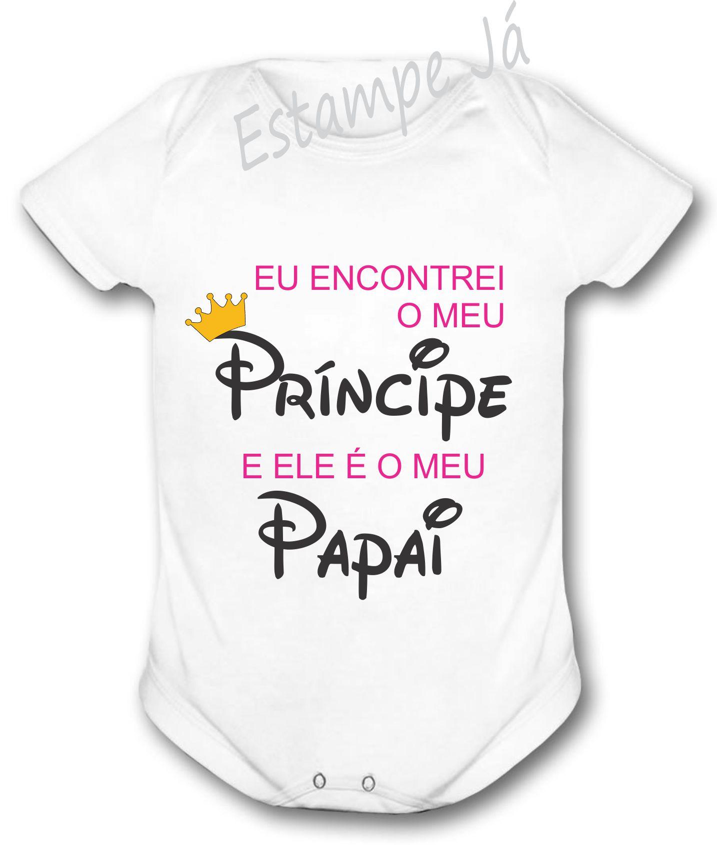 Body Personalizado Para O Dia Dos Pais Bori Para O Papai No Elo7