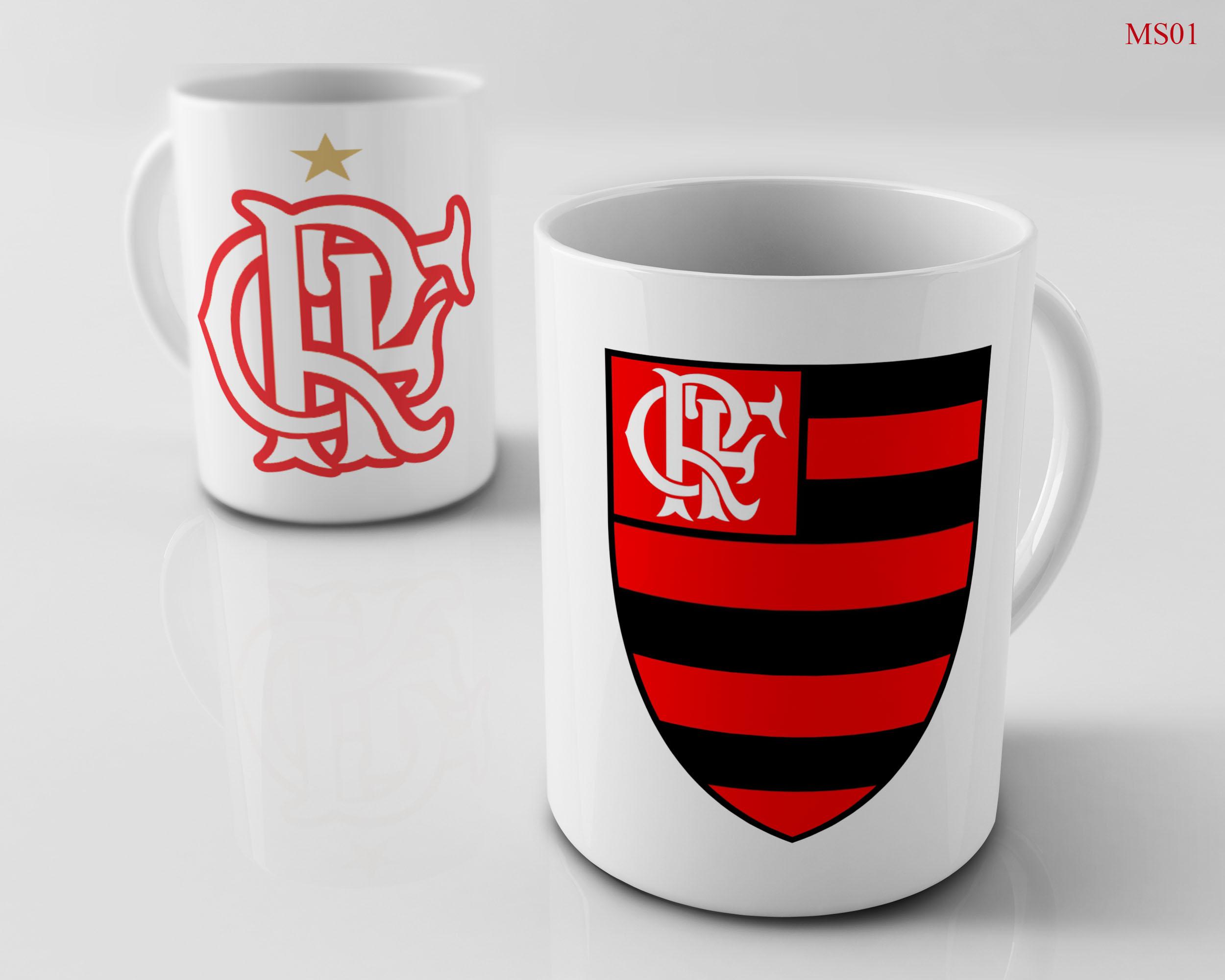 e9e15c45e1 Caneca Plástico Time Flamengo