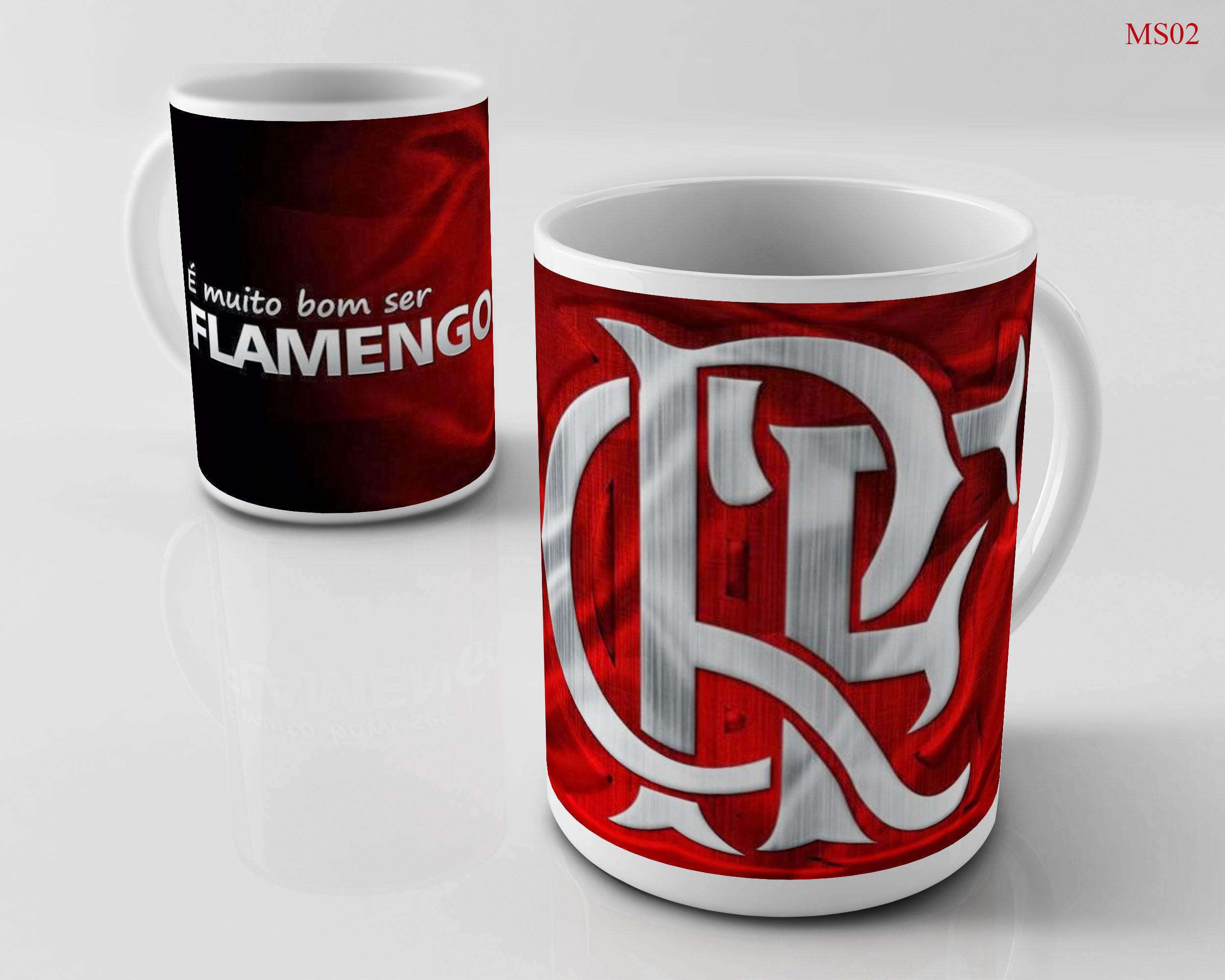 8004a1a4a1 Canecas de Time Personalizada Flamengo