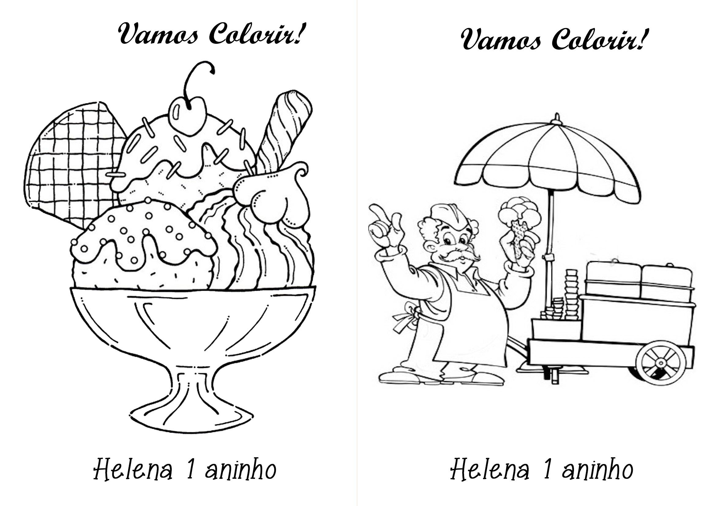Kit Livro De Colorir Giz De Cera