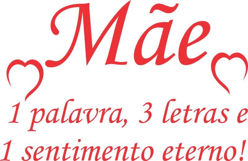 Adesivos Frases Sentimento Mãe No Elo7 Gaudesivos 77353b