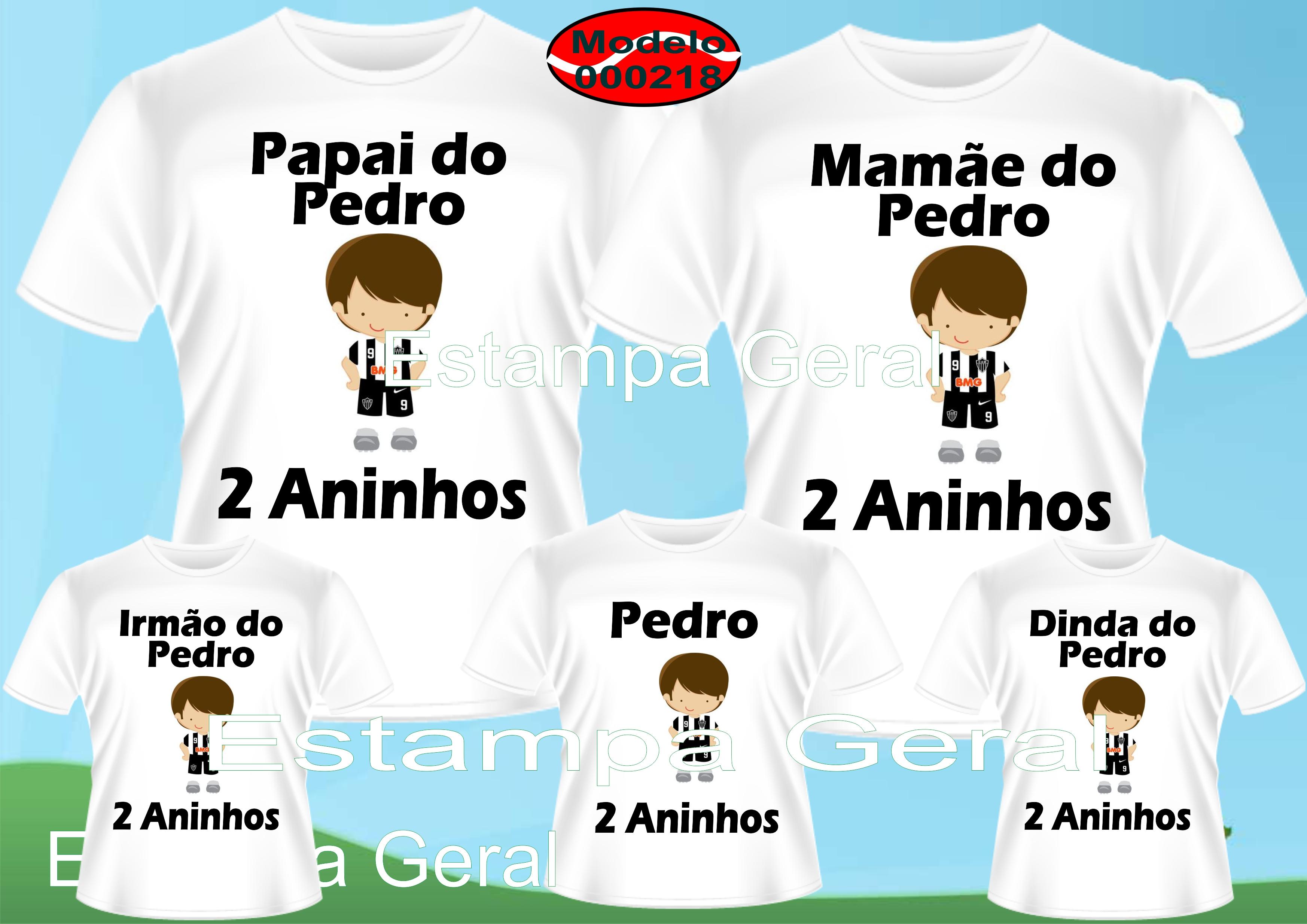 9a3d26520 Camiseta do Meu Time | Elo7