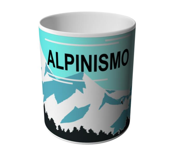 df49cf0ca Caneca Esportes Alpinismo
