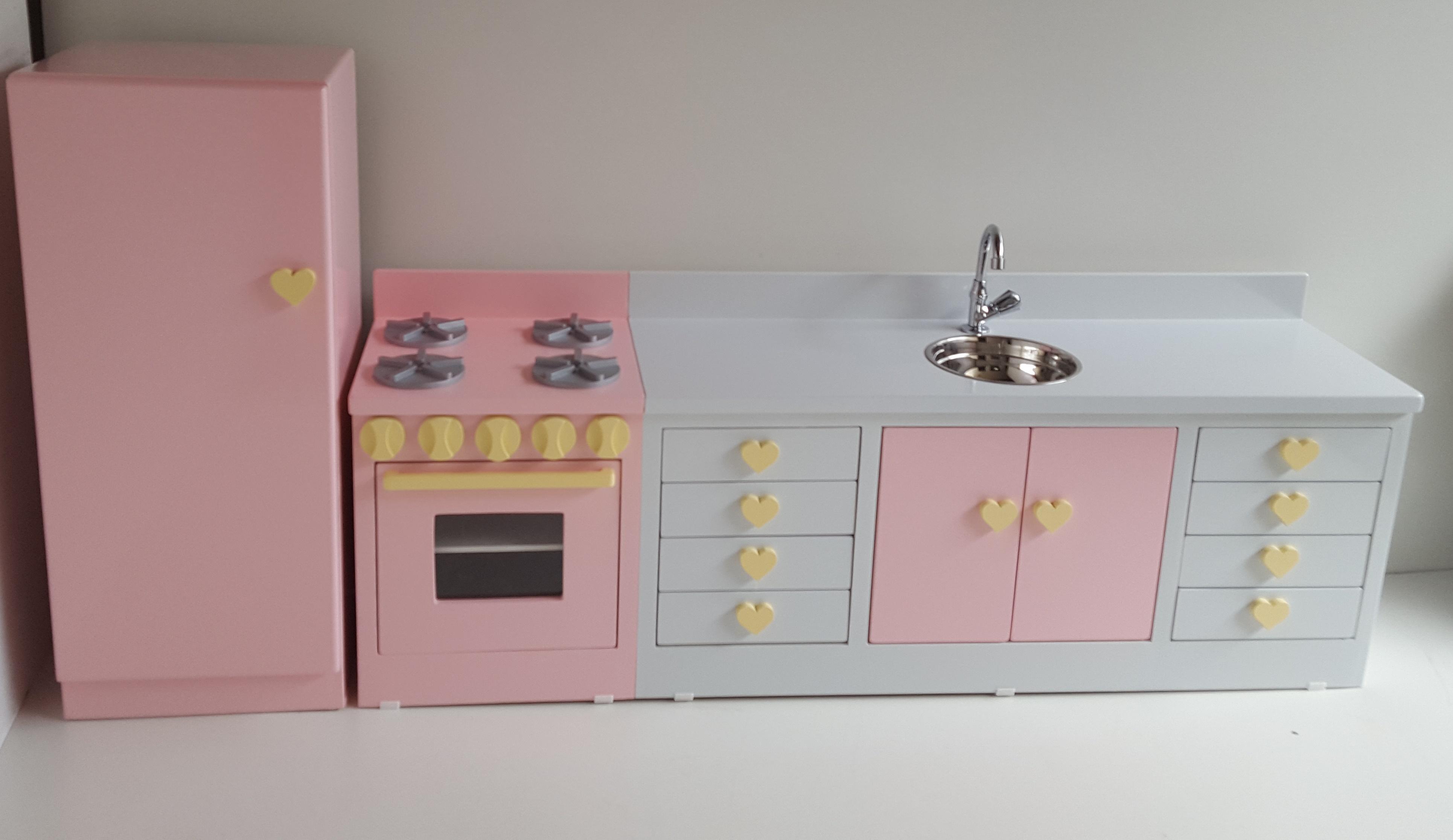 Cozinha Infantil Prime Rossi Planejada No Elo7 Ateli Nelma