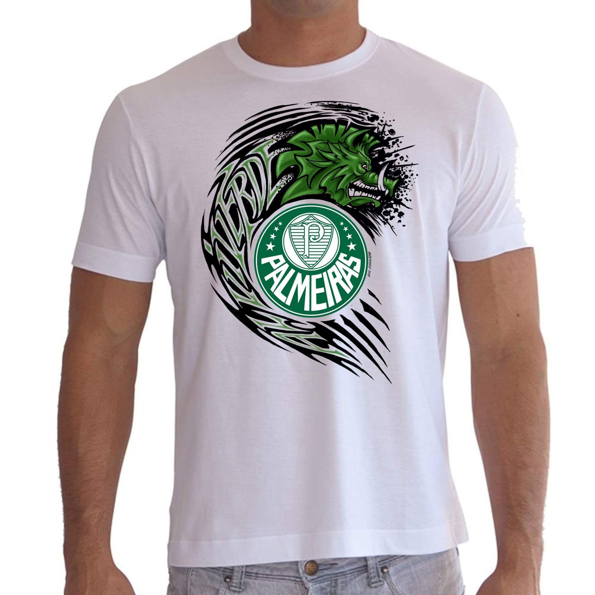 Camiseta Botafogo Masculina Torcedor  1a174e64be475