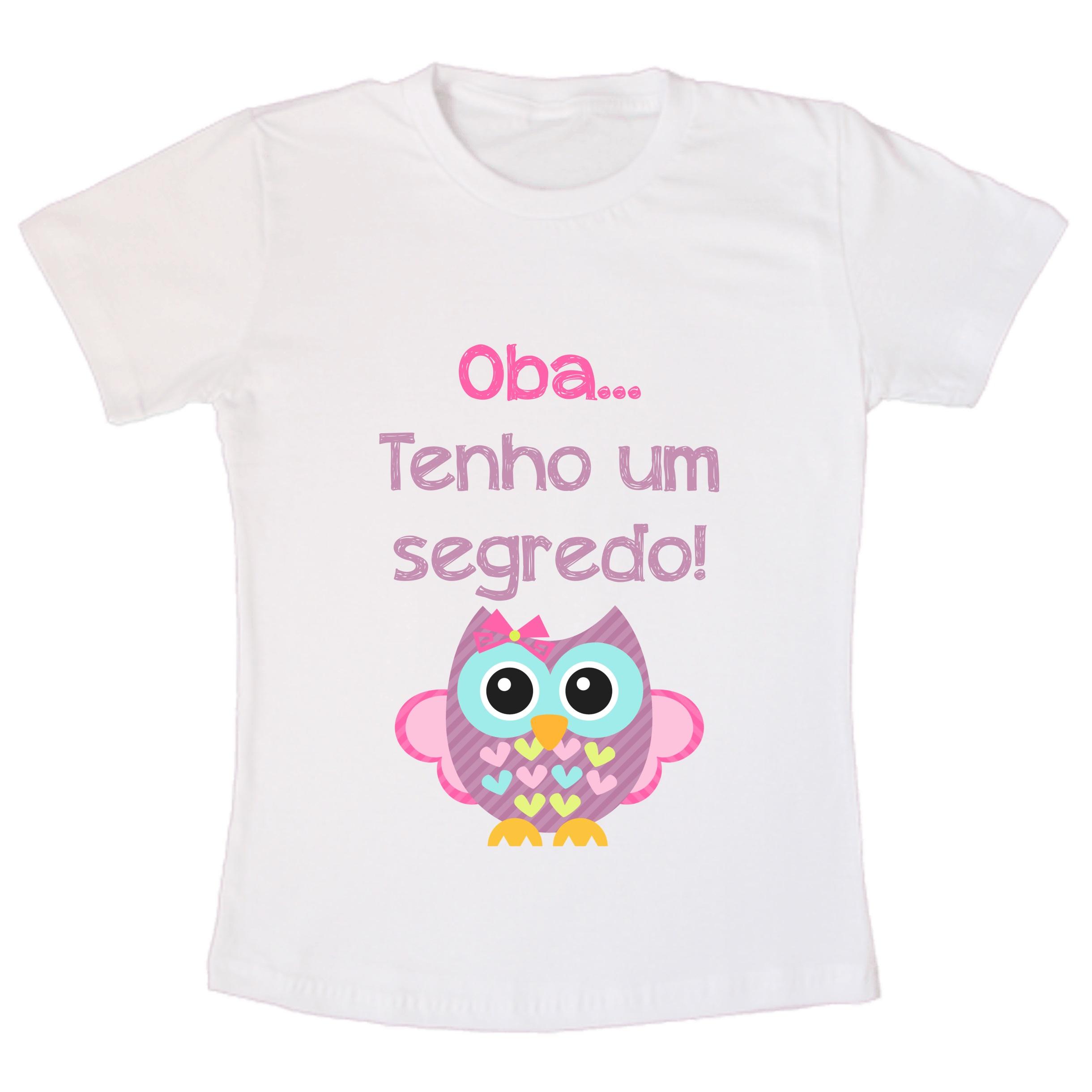 Camiseta Fui Promovida A Irmã Do Meio No Elo7 Nova Ideia