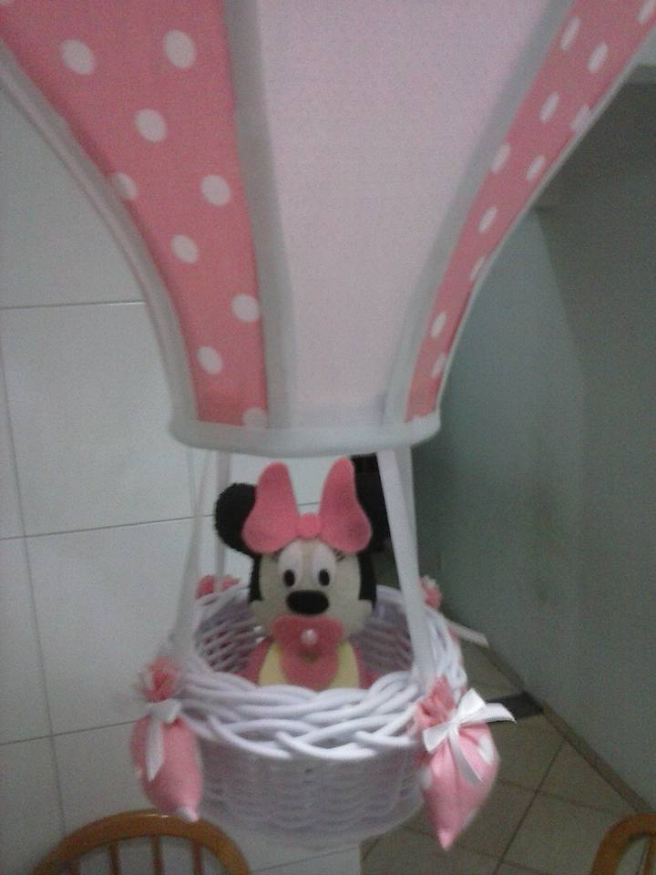 Lustre balão minnie no elo7 atelier mimos e caprichos by vanessa fernandez 792930