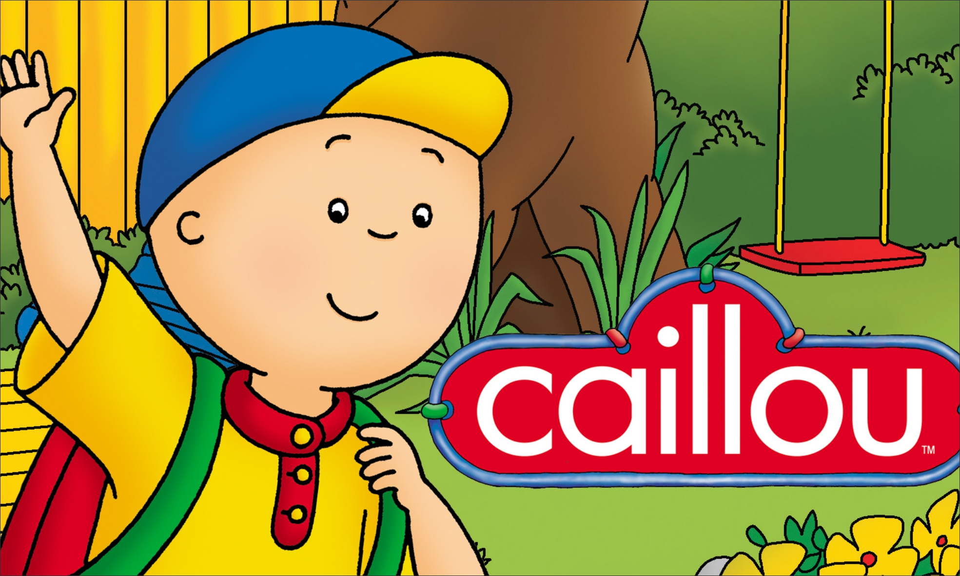 Resultado de imagem para Caillou