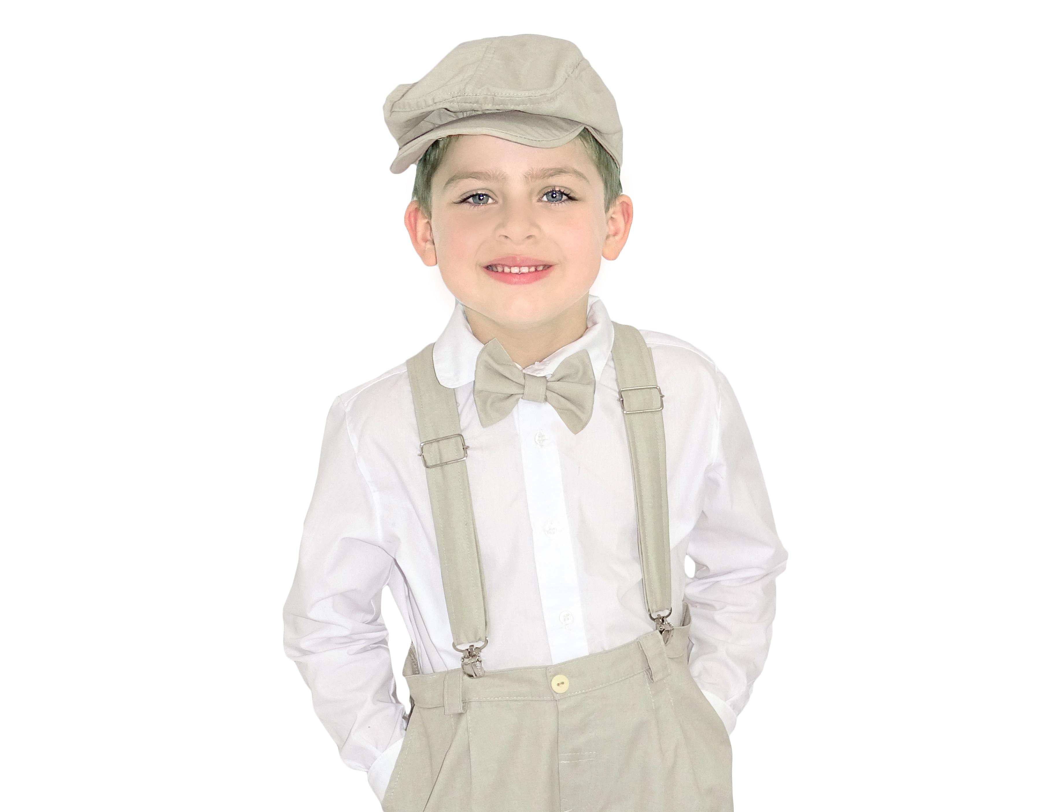 Boina Infantil Xadrez Gravata Borboleta no Elo7  2aa8dd26d0b
