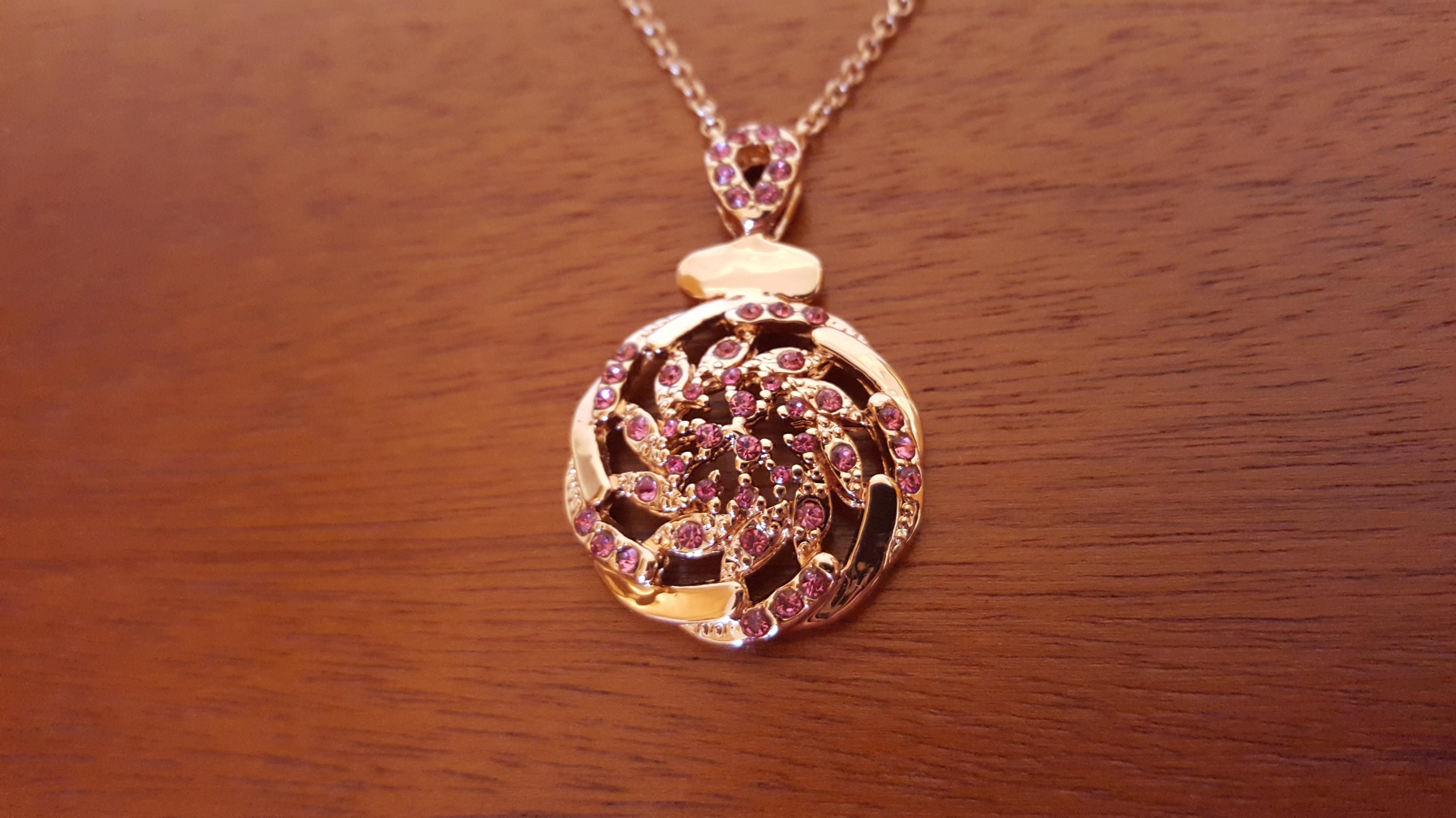 421f0227cc299 Corrente Ouro Rose