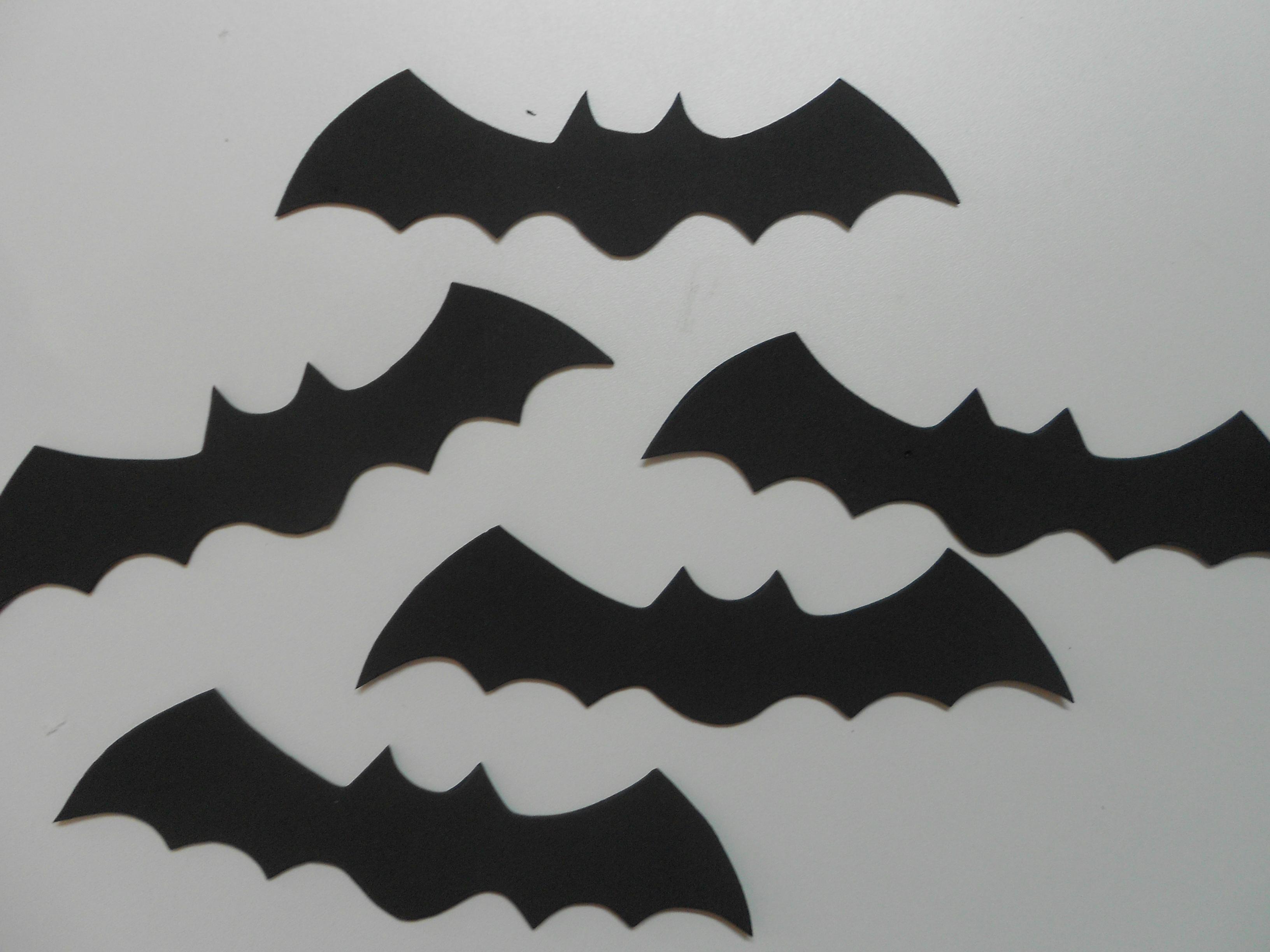 Aplique De Morcego Medio Halloween No Elo7 Petit Gateau Eventos