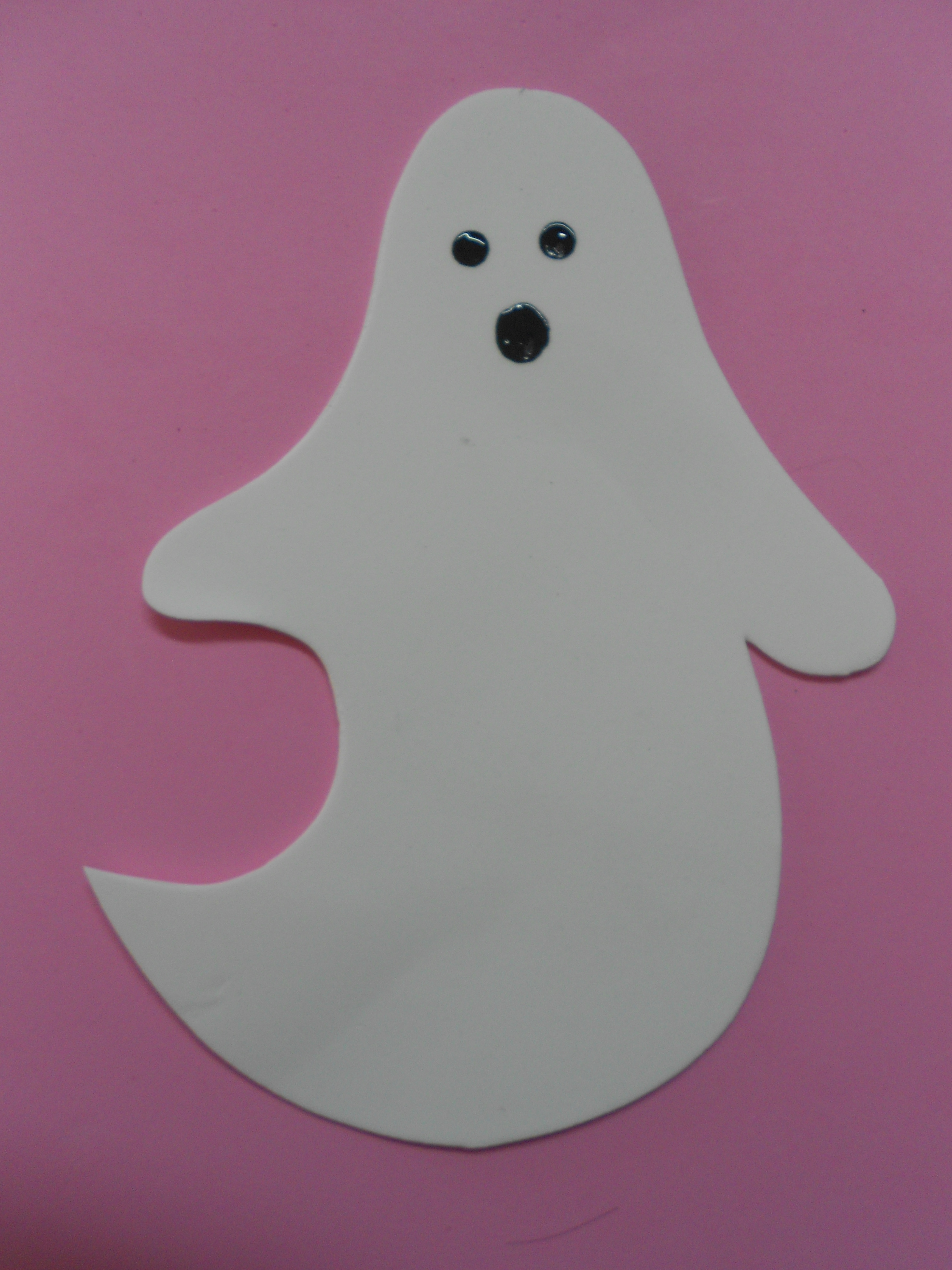 Aplique De Fantasma Grande Halloween No Elo7 Petit Gateau