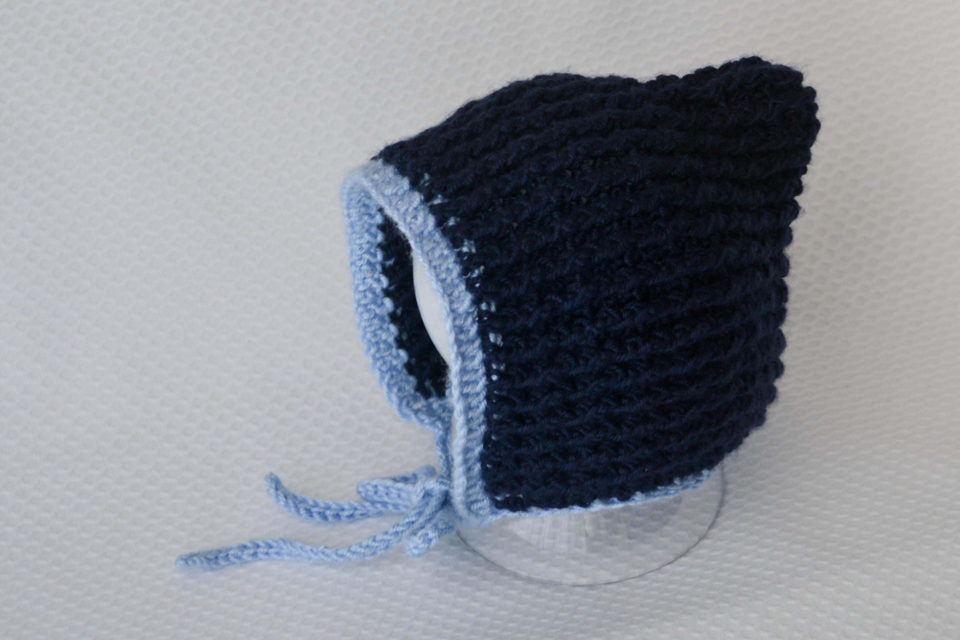 Gorro Azul Natal  e30b999469d