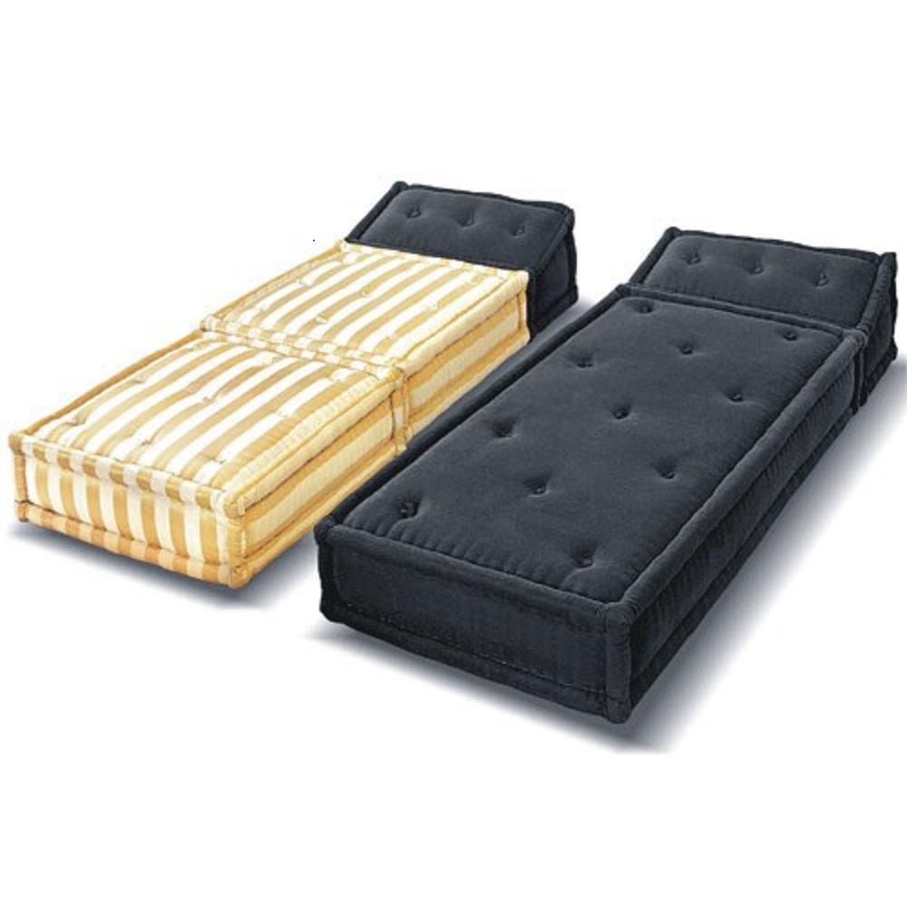 Sof cama de futon personalizado 20cm caoarteiroshop elo7 for Sofa cama para una persona