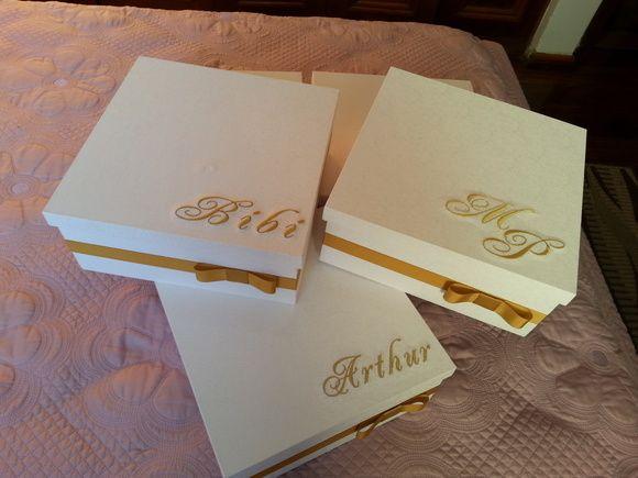 Caixa Mdf Convite Padrinhos De Casamento No Elo7 Adore Artesanato