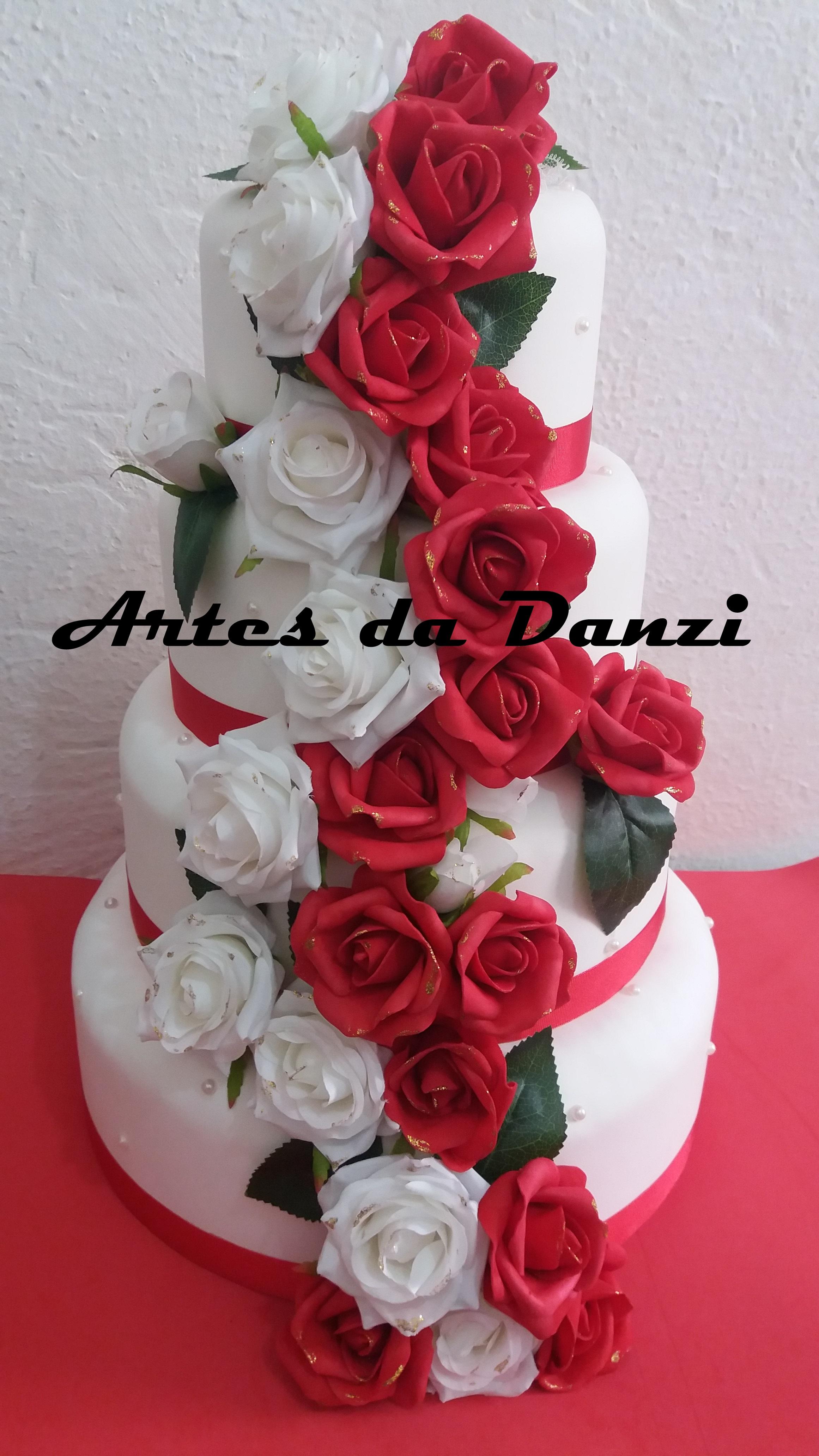 Decorao de noivado simples vermelho e dourado Pesquisa -> Decoração Para Casamento Vermelho Branco E Dourado