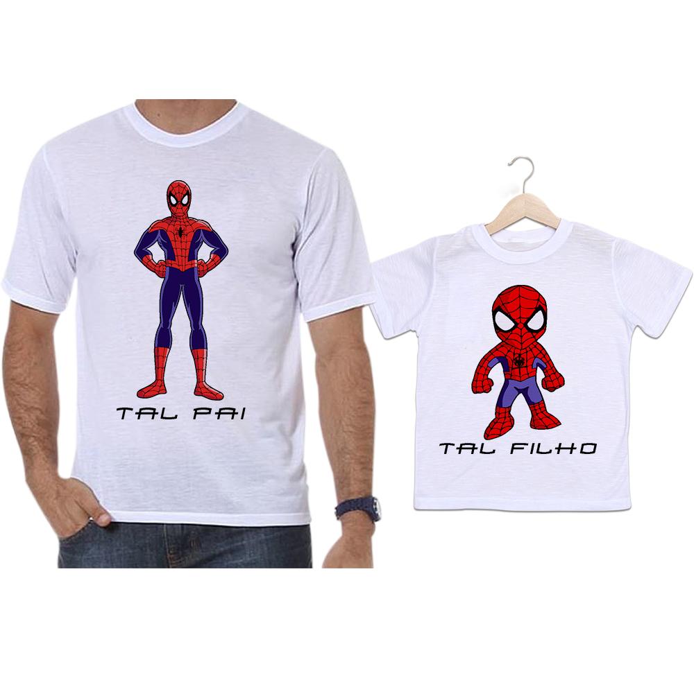 f8d7bfd31f7f39 Camiseta Pai e Filho | Elo7