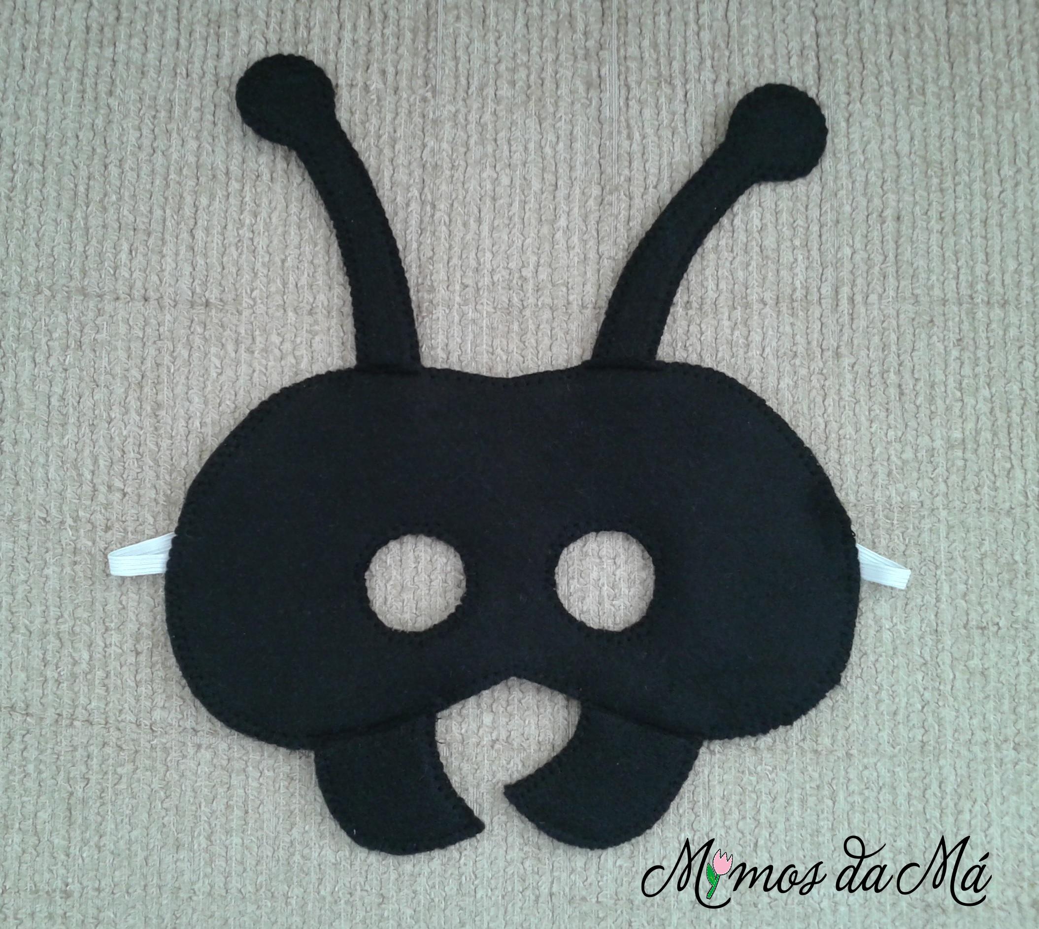 Mascara Formiga Ref 586 No Elo7 Mimos Da Mah By Marcela