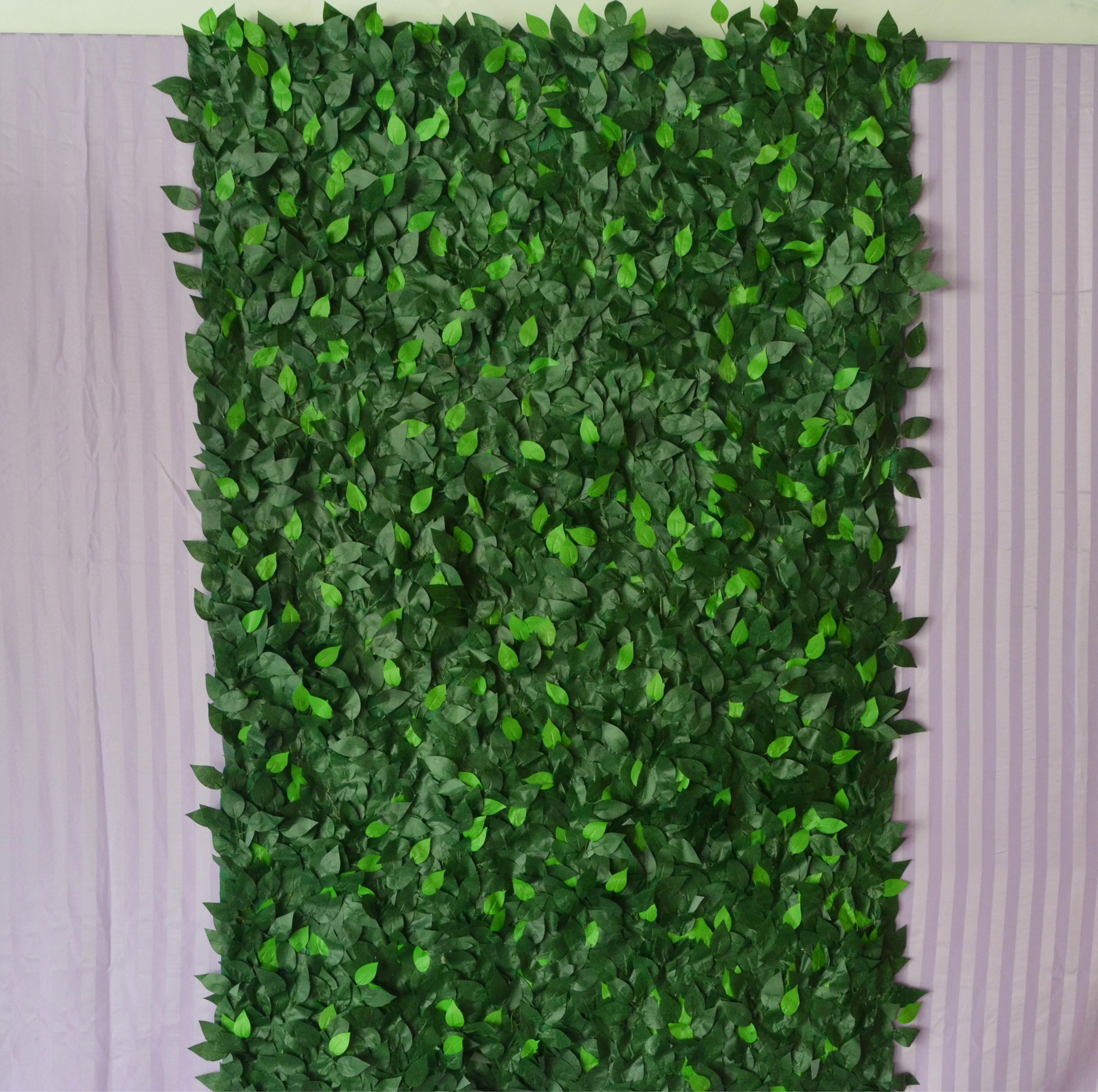 Muro ingl s loca o decorare eventos elo7 for Tela para muro verde