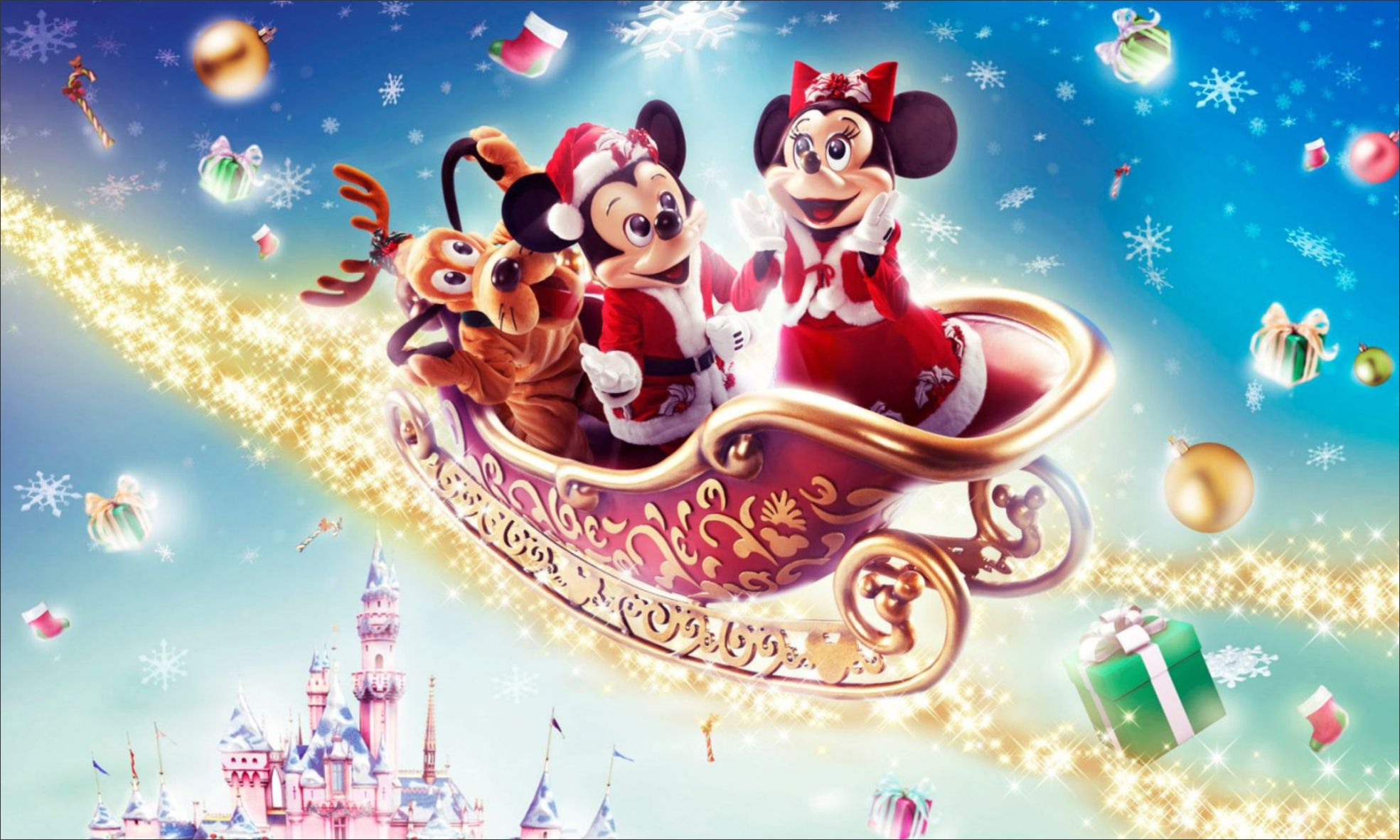 0add284a68 Mickey de Natal | Elo7