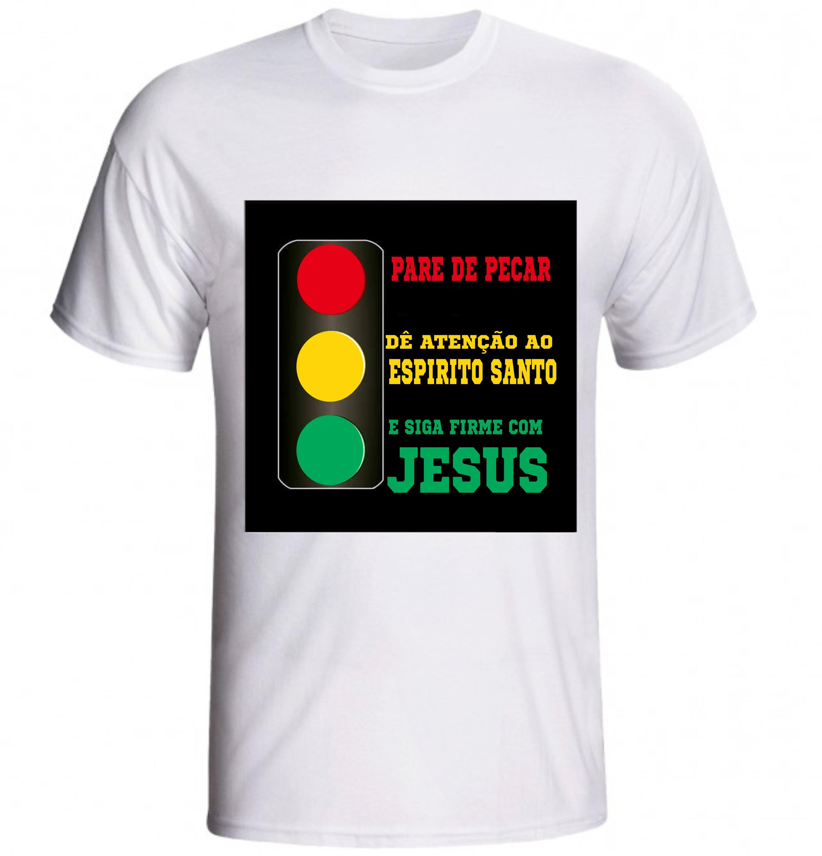 c25901aac Camisetas para Evangelismo